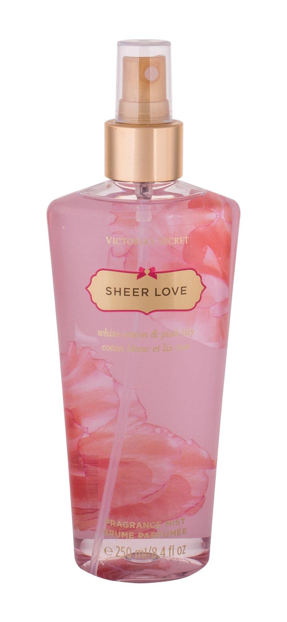 Victoria´s Secret Sheer Love Nourishing body spray 250ml