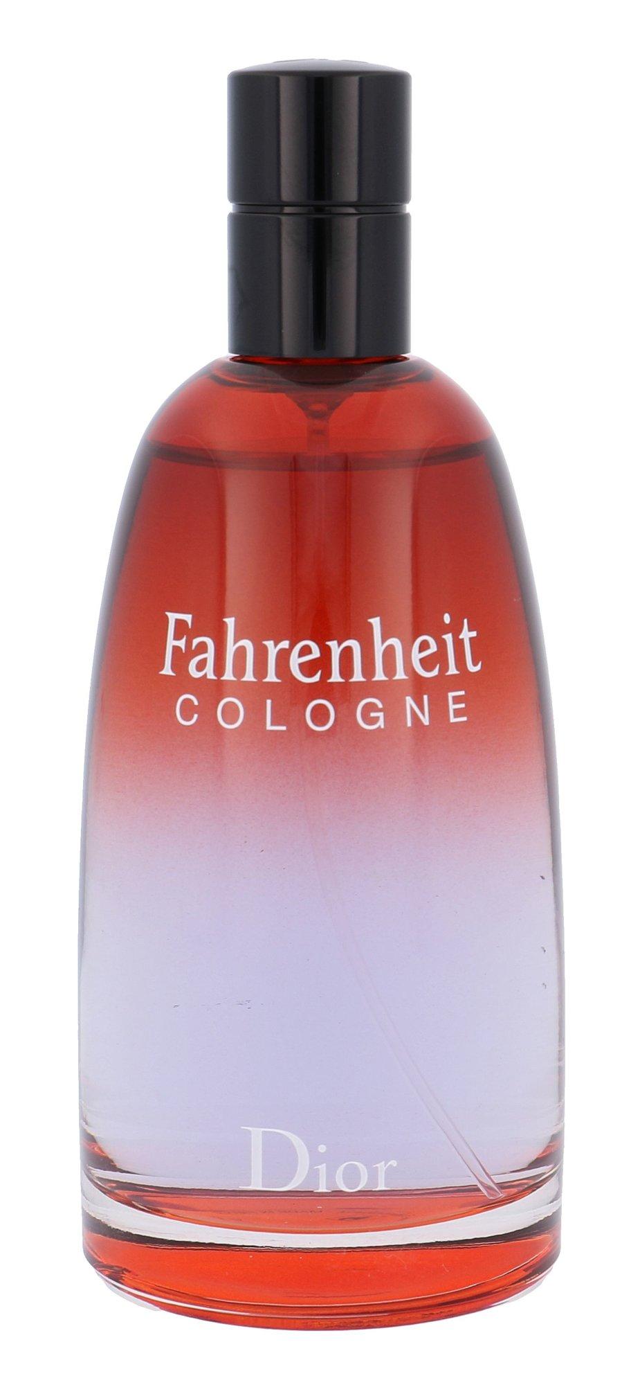 Christian Dior Fahrenheit Cologne Cologne 125ml