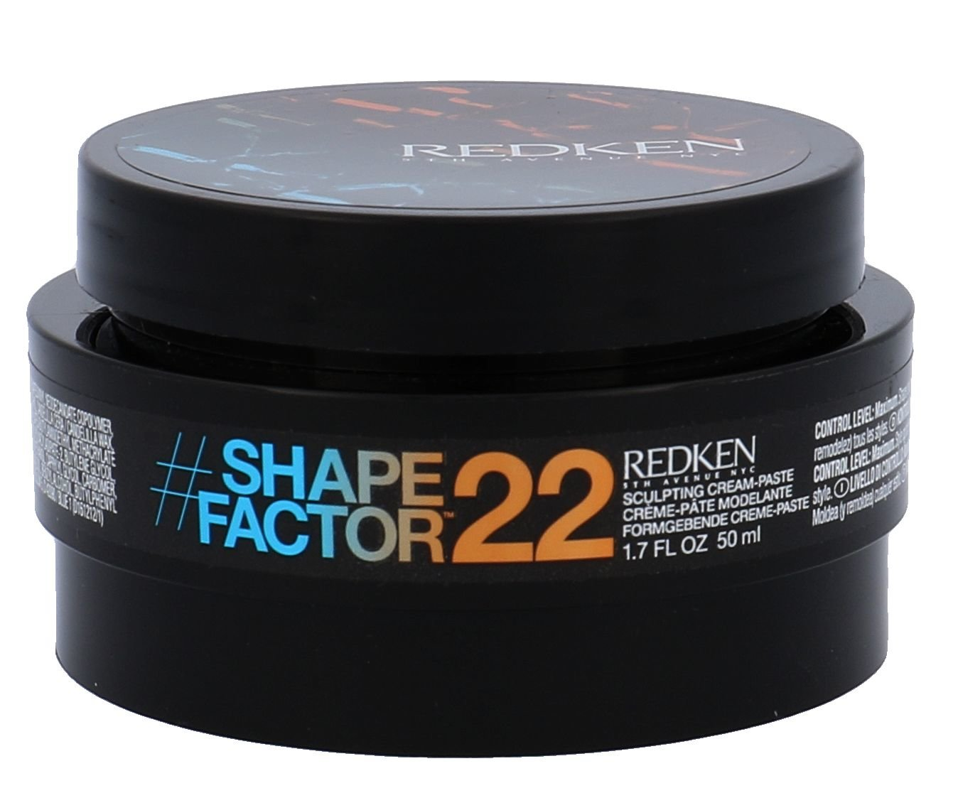 Redken Shape Factor 22 Sculpting Cream-Paste Cosmetic 50ml