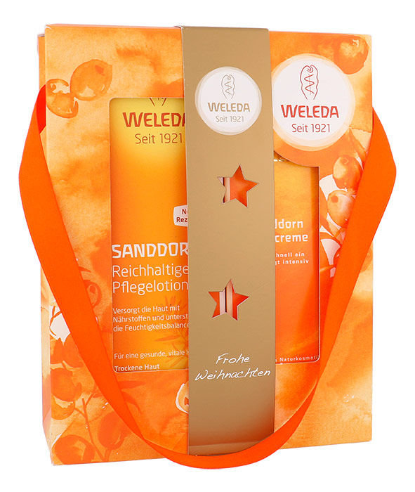 Weleda Sea Buckthorn Kit Cosmetic 250ml