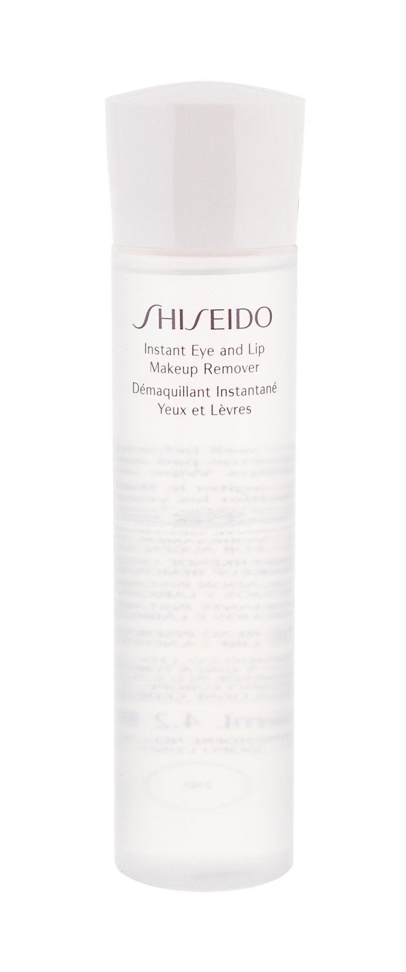 Shiseido Instant Eye And Lip Makeup Remover Cosmetic 125ml
