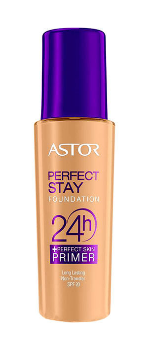 ASTOR Perfect Stay Cosmetic 30ml 203 Peachy