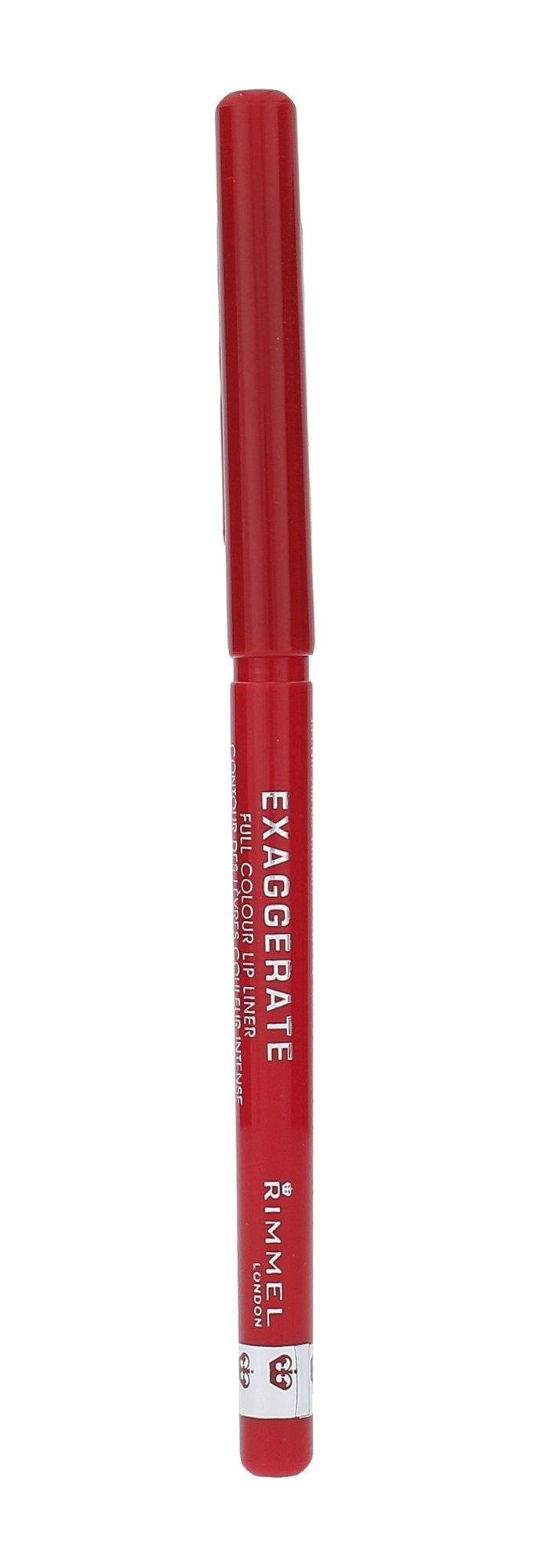 Rimmel London Exaggerate Cosmetic 0,25ml 024 Diva