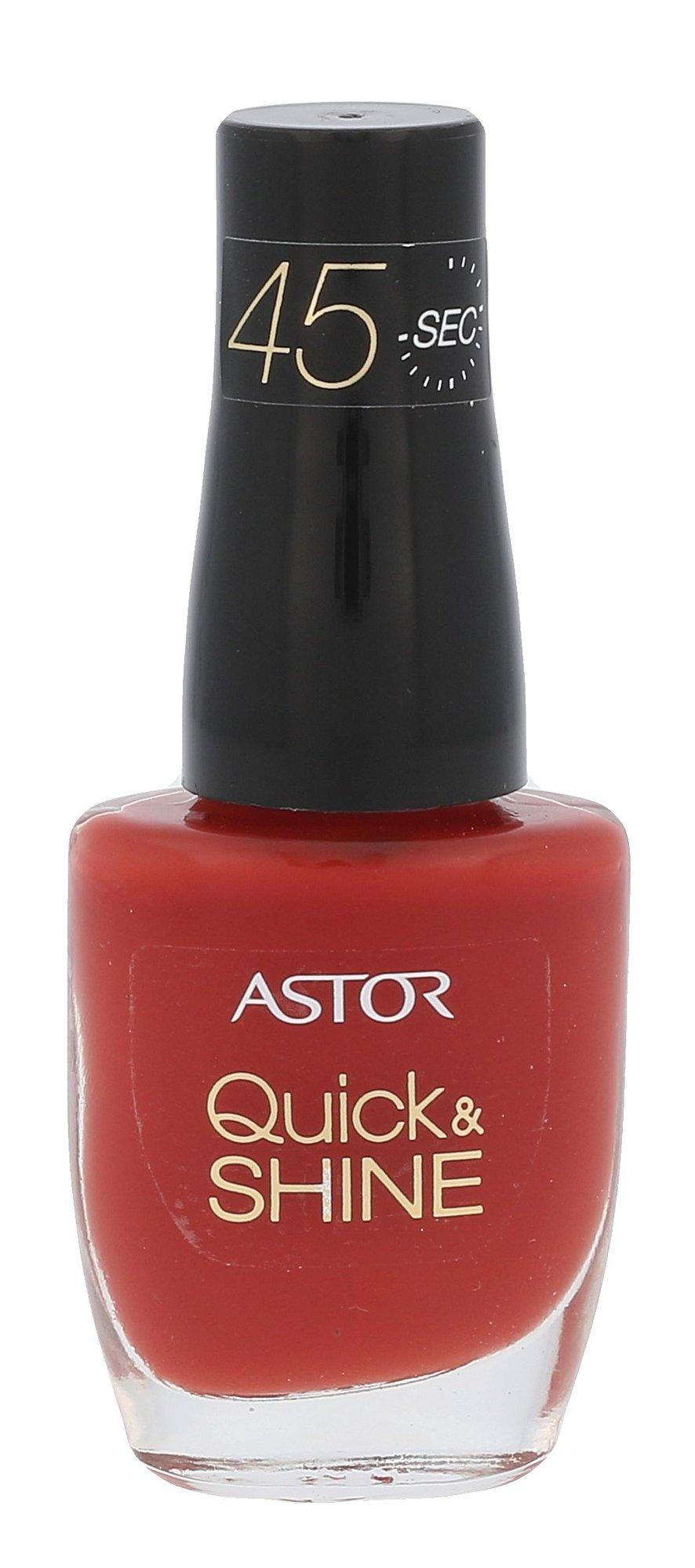 ASTOR Quick & Shine Cosmetic 8ml 626 Cherry Clafoutis