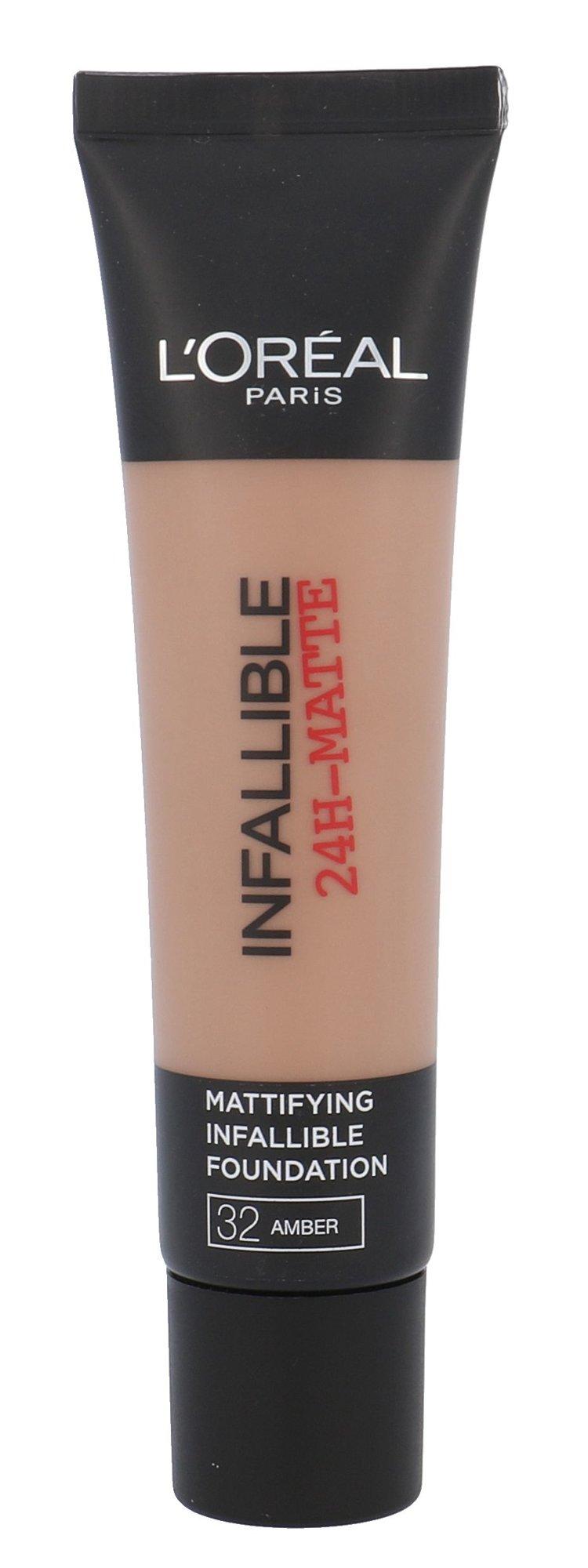 L´Oréal Paris Infallible Cosmetic 35ml 32 Amber