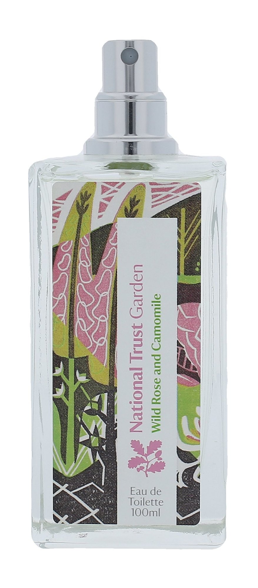 National Trust Garden Wild Rose and Camomile EDT 100ml