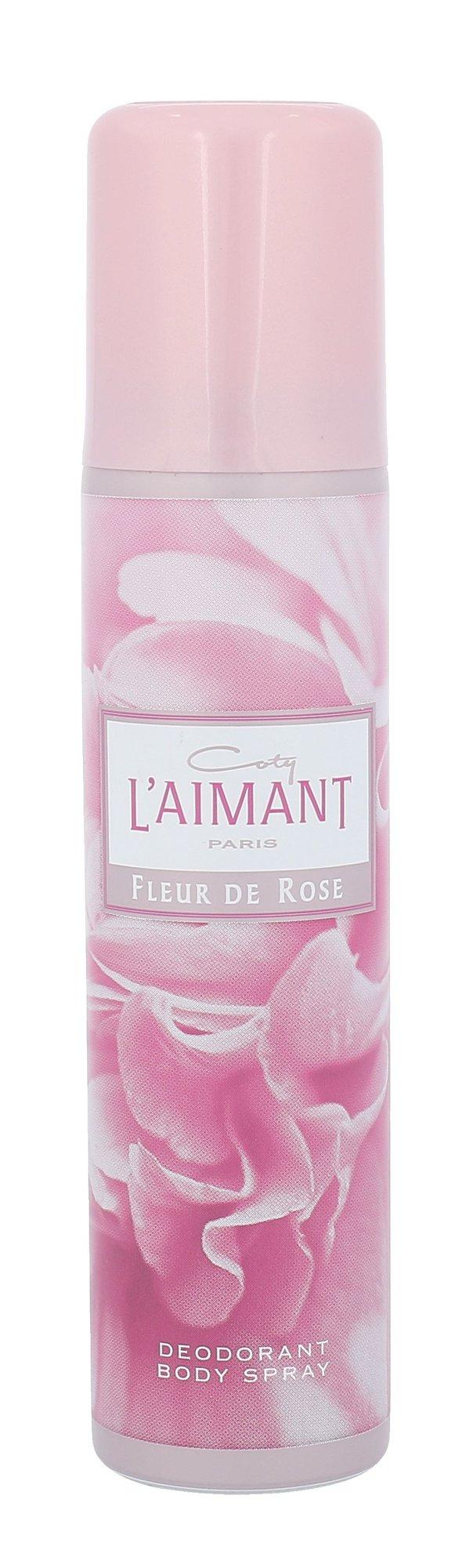 Coty L´Aimant Fleur de Rose Deodorant 75ml