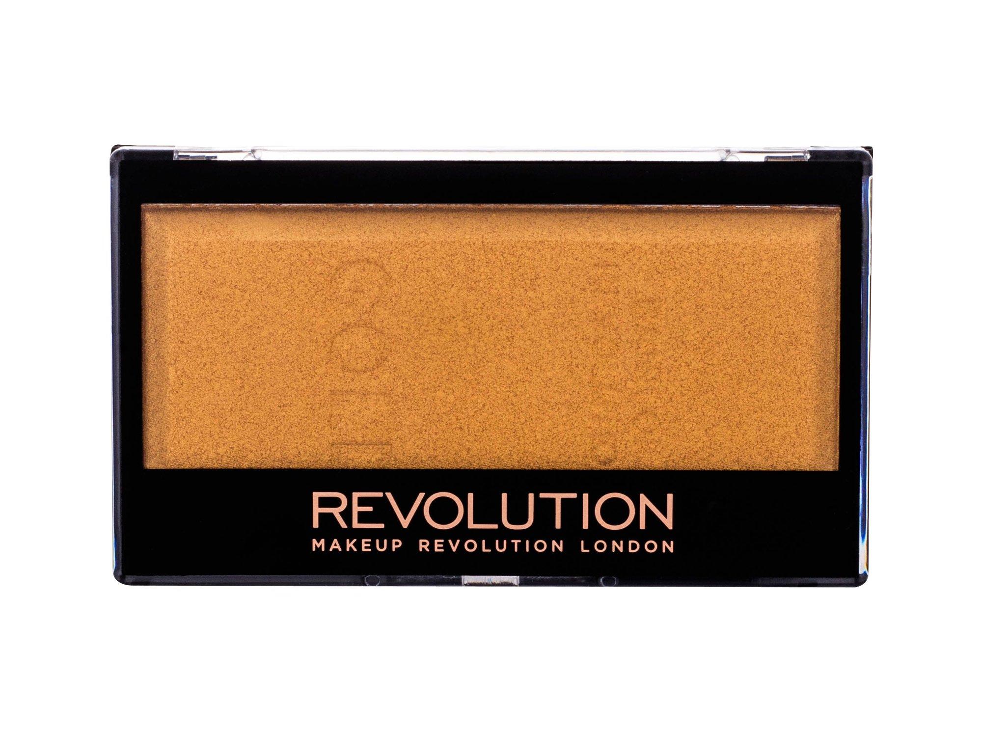 Makeup Revolution London Ingot Brightener 12ml Gold