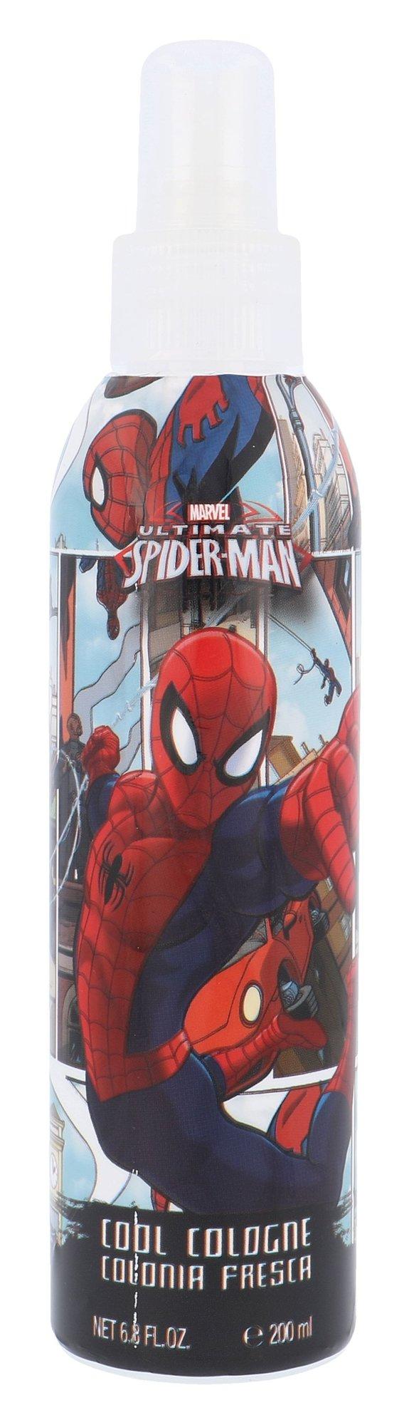 Marvel Ultimate Spiderman Tělový spray 200ml