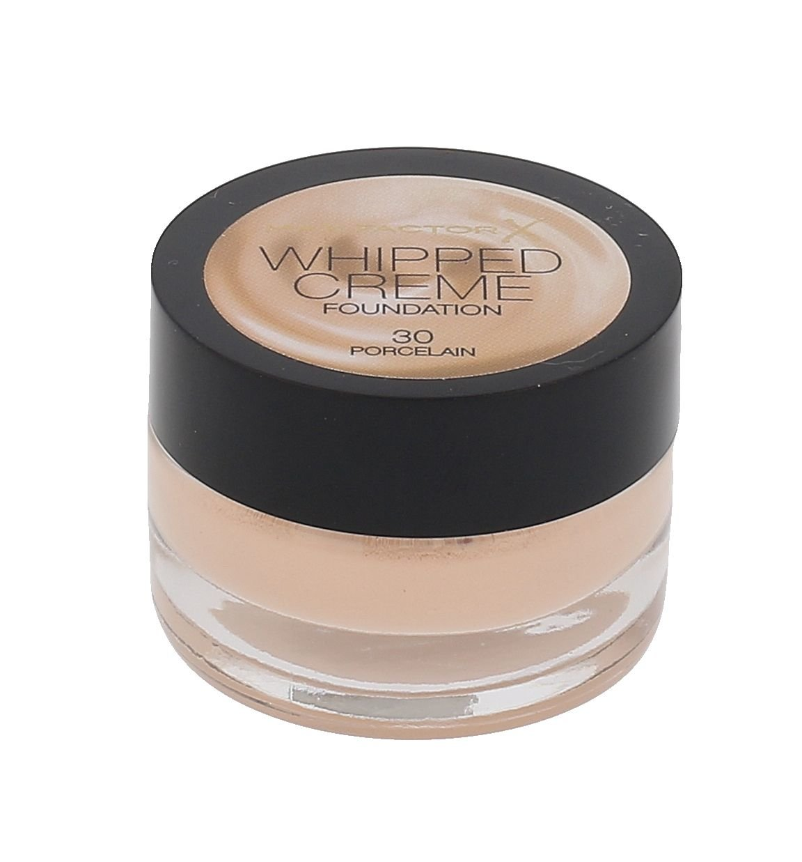 Max Factor Whipped Creme Cosmetic 18ml 30 Porcelain