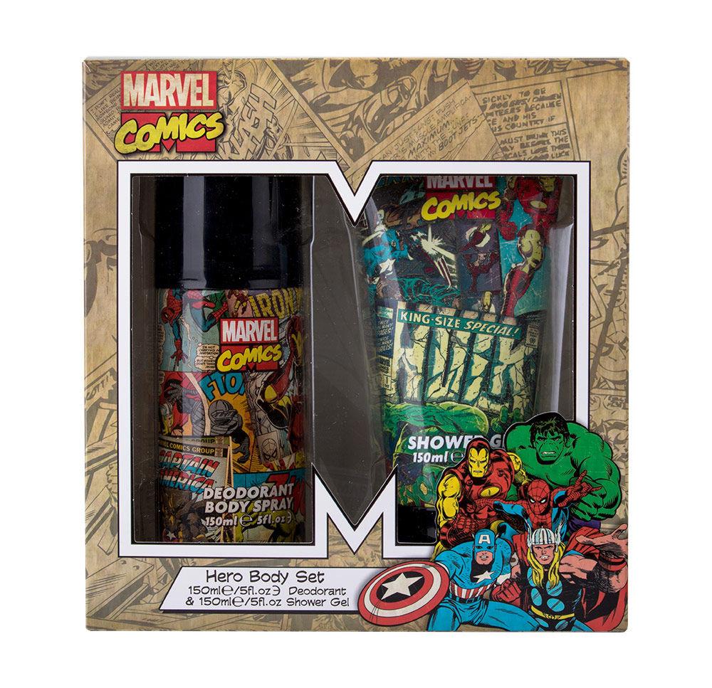 Marvel Comics Hero Deodorant 150ml