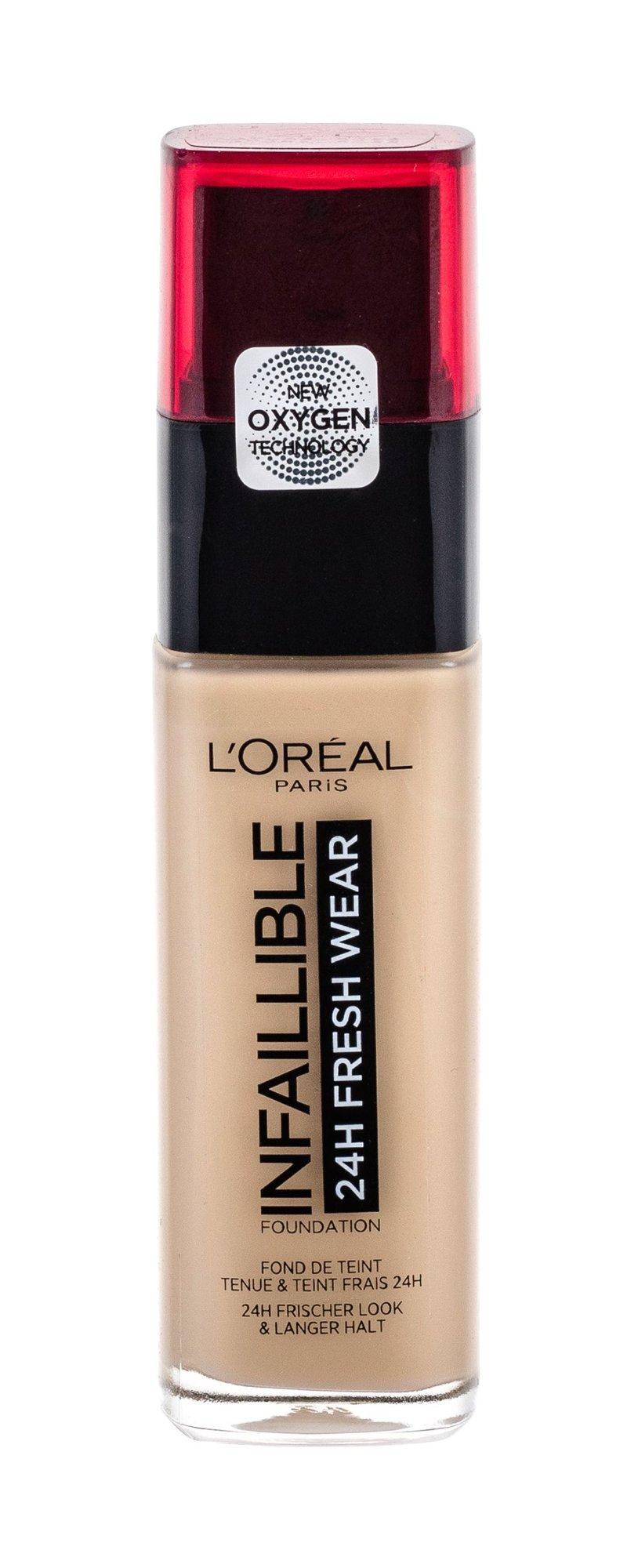 L´Oréal Paris Infallible Makeup 30ml 125 Natural Rose