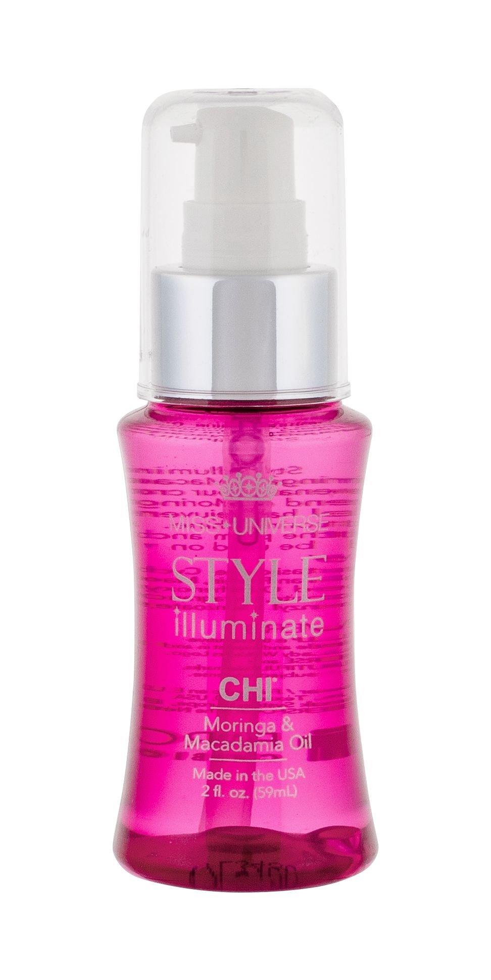 Farouk Systems CHI Style Illuminate Hair Oils and Serum 59ml