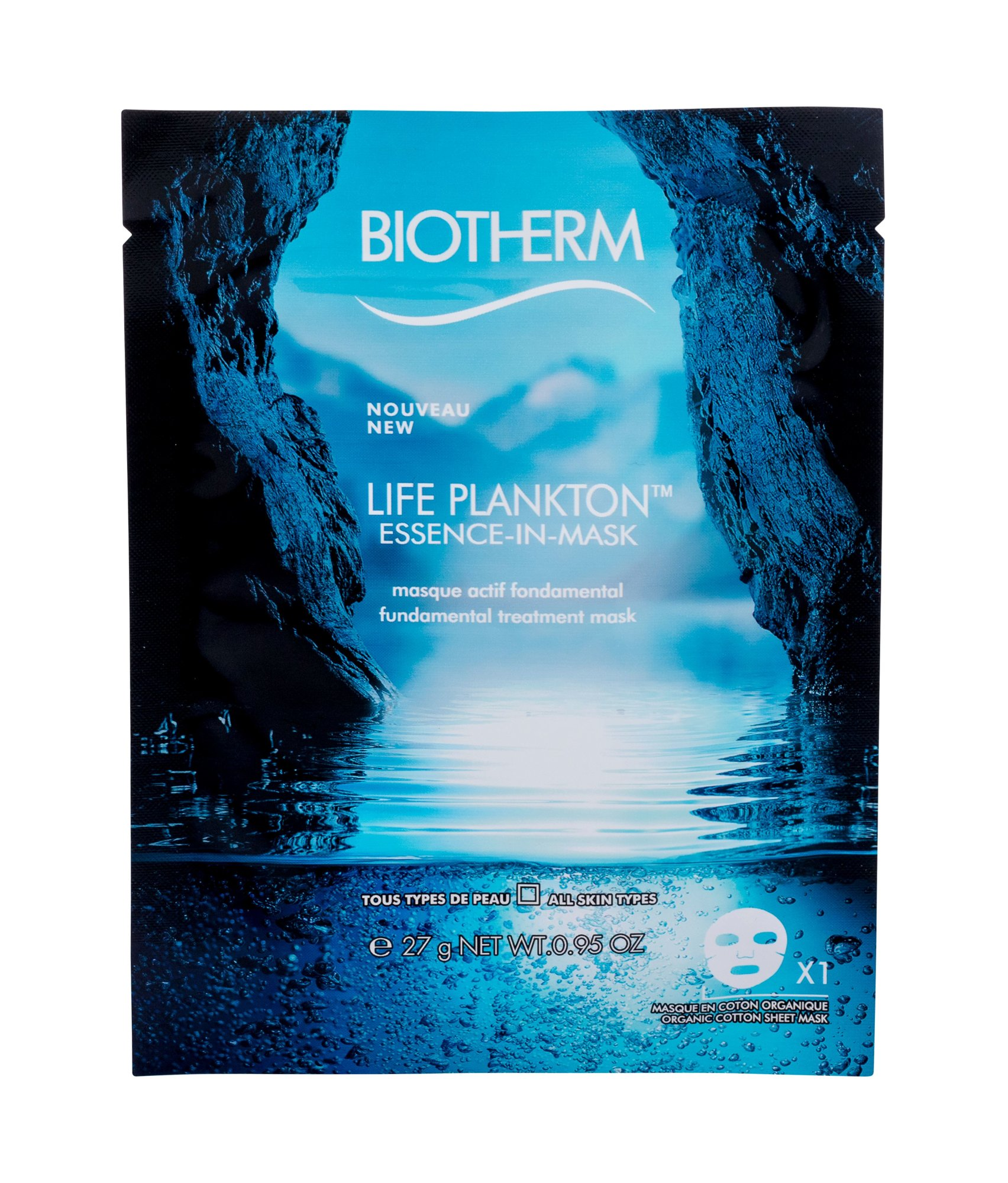 Biotherm Life Plankton Face Mask 27ml