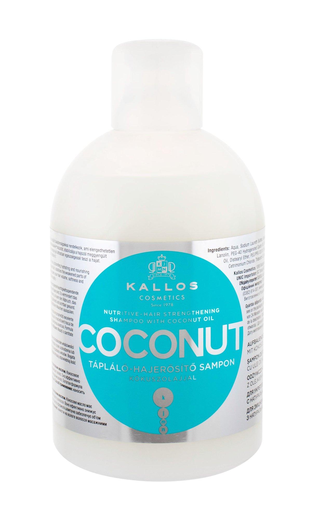 Šampūnas Kallos Cosmetics Coconut