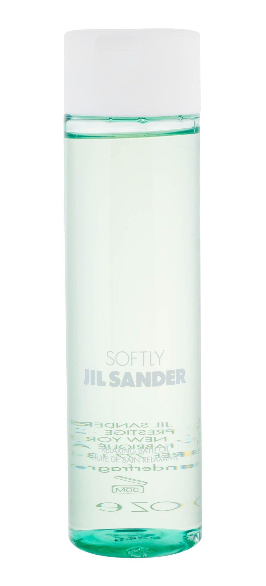 Jil Sander Softly Bath Oil 200ml