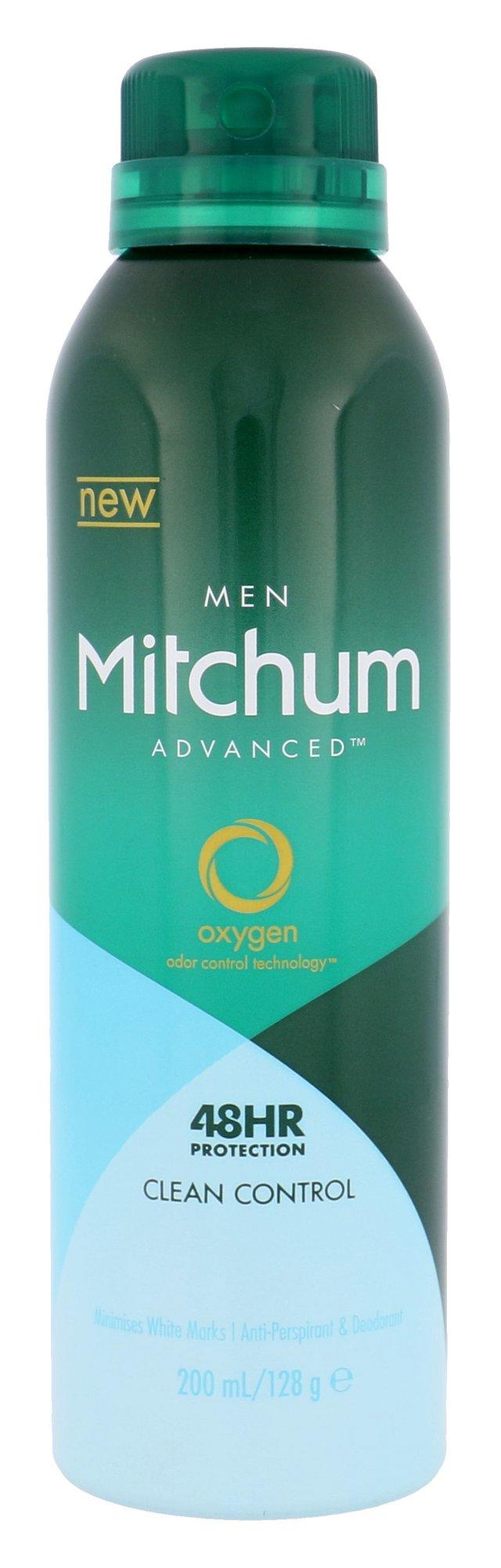 Mitchum Advanced Control Cosmetic 200ml  Clean Control