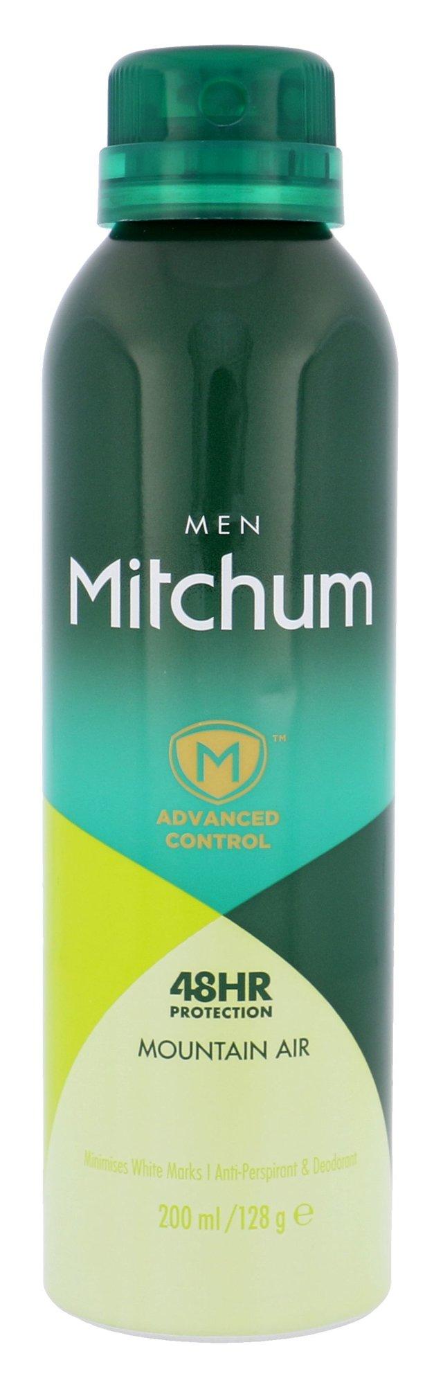 Mitchum Advanced Control Cosmetic 200ml  Mountain Air