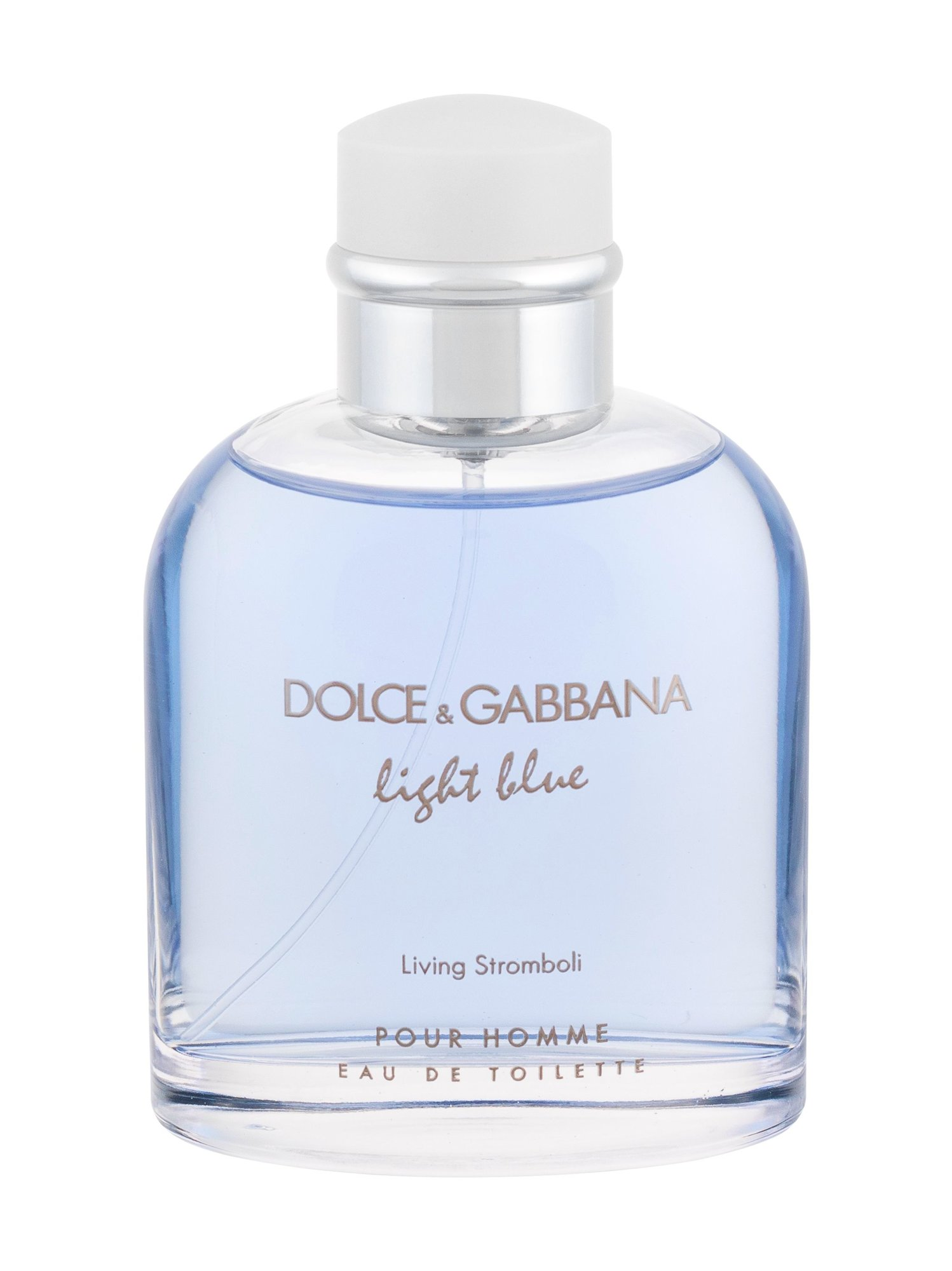 Dolce&Gabbana Light Blue Living Stromboli Pour Homme Eau de Toilette 125ml
