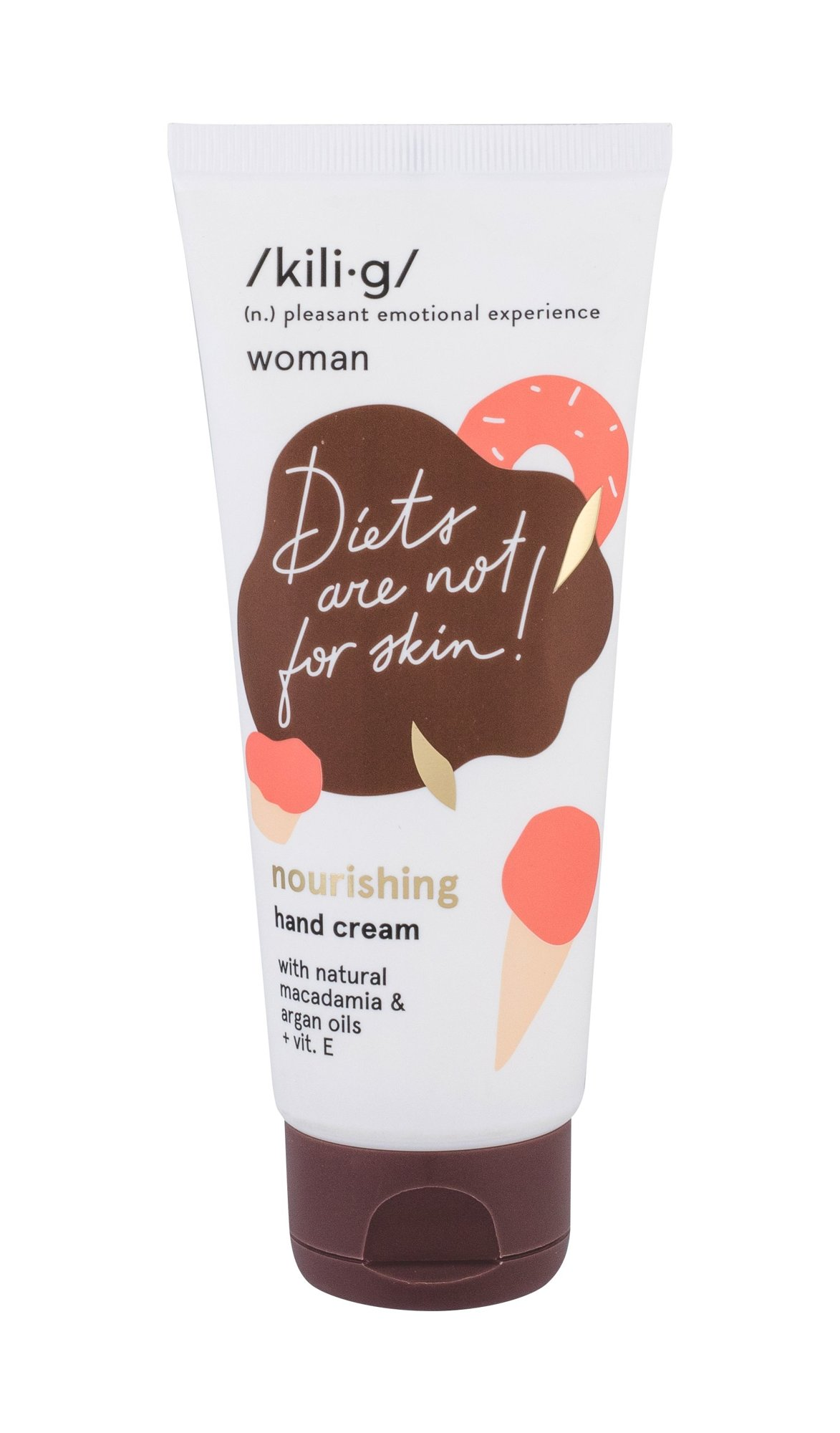 kili·g woman nourishing Hand Cream 75ml