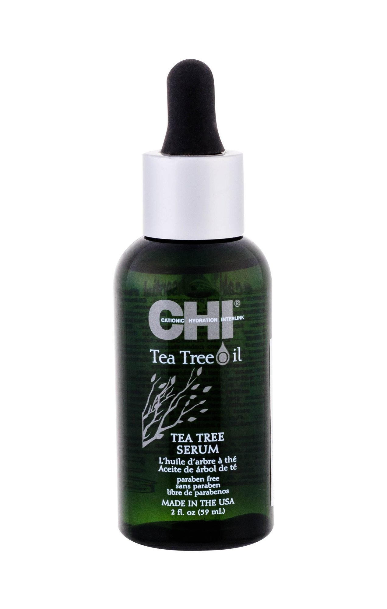 Farouk Systems CHI Tea Tree Oil Hair Oils and Serum 59ml