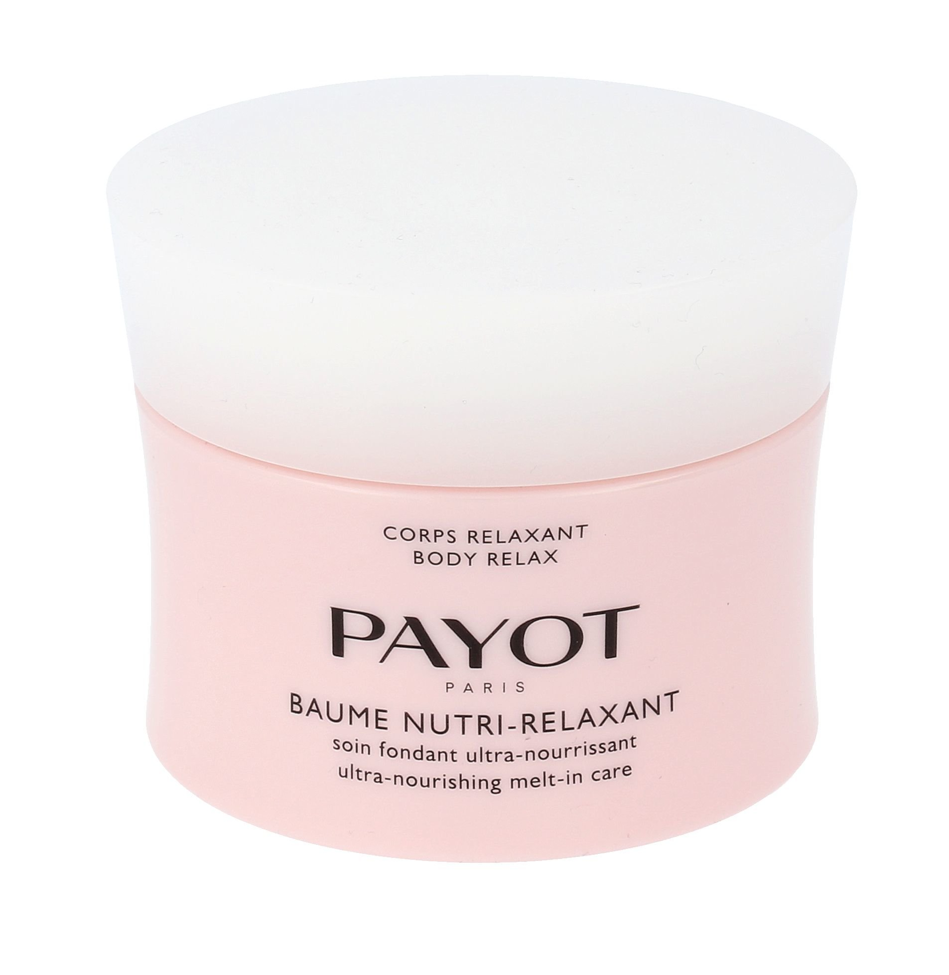 PAYOT Corps Relaxant Body Balm 200ml  Ultra-Nourishing Melt-In Care