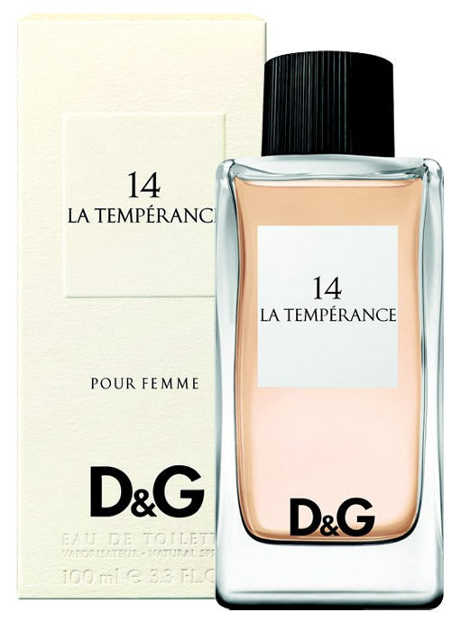 Dolce&Gabbana La Temperance 14 EDT 100ml
