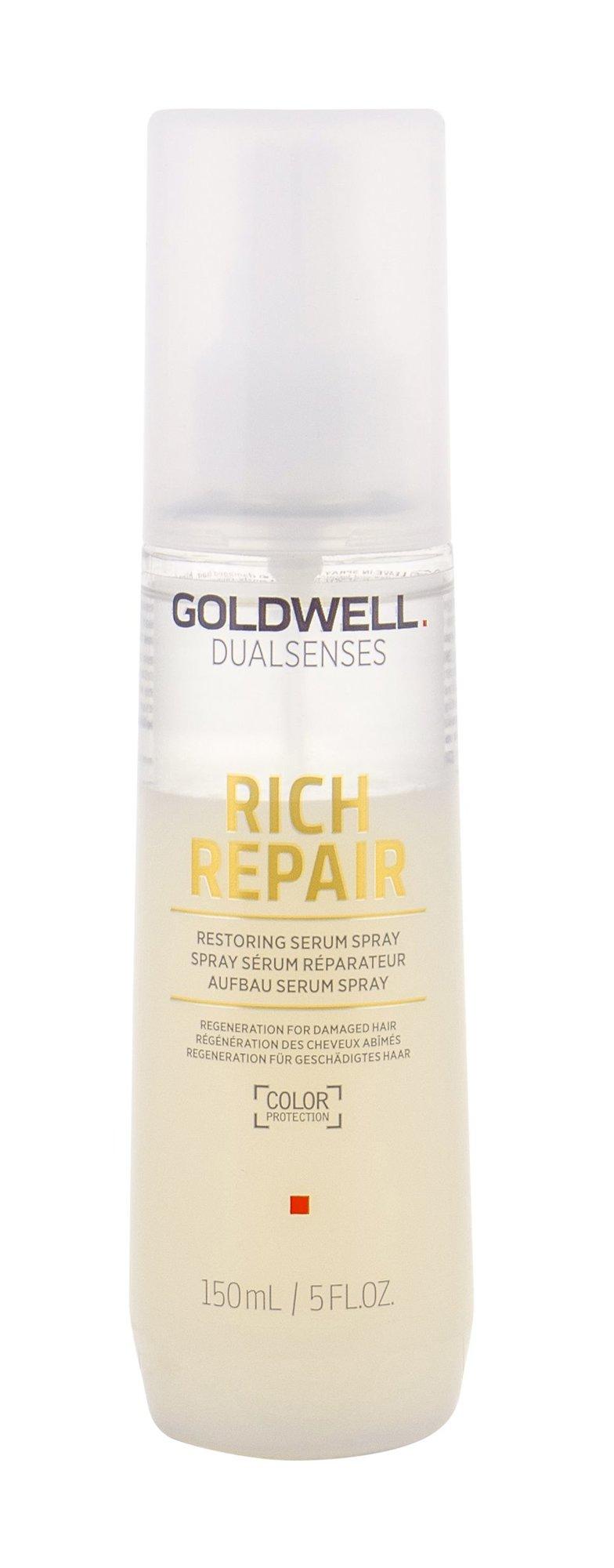 Goldwell Dualsenses Rich Repair Hair Oils and Serum 150ml