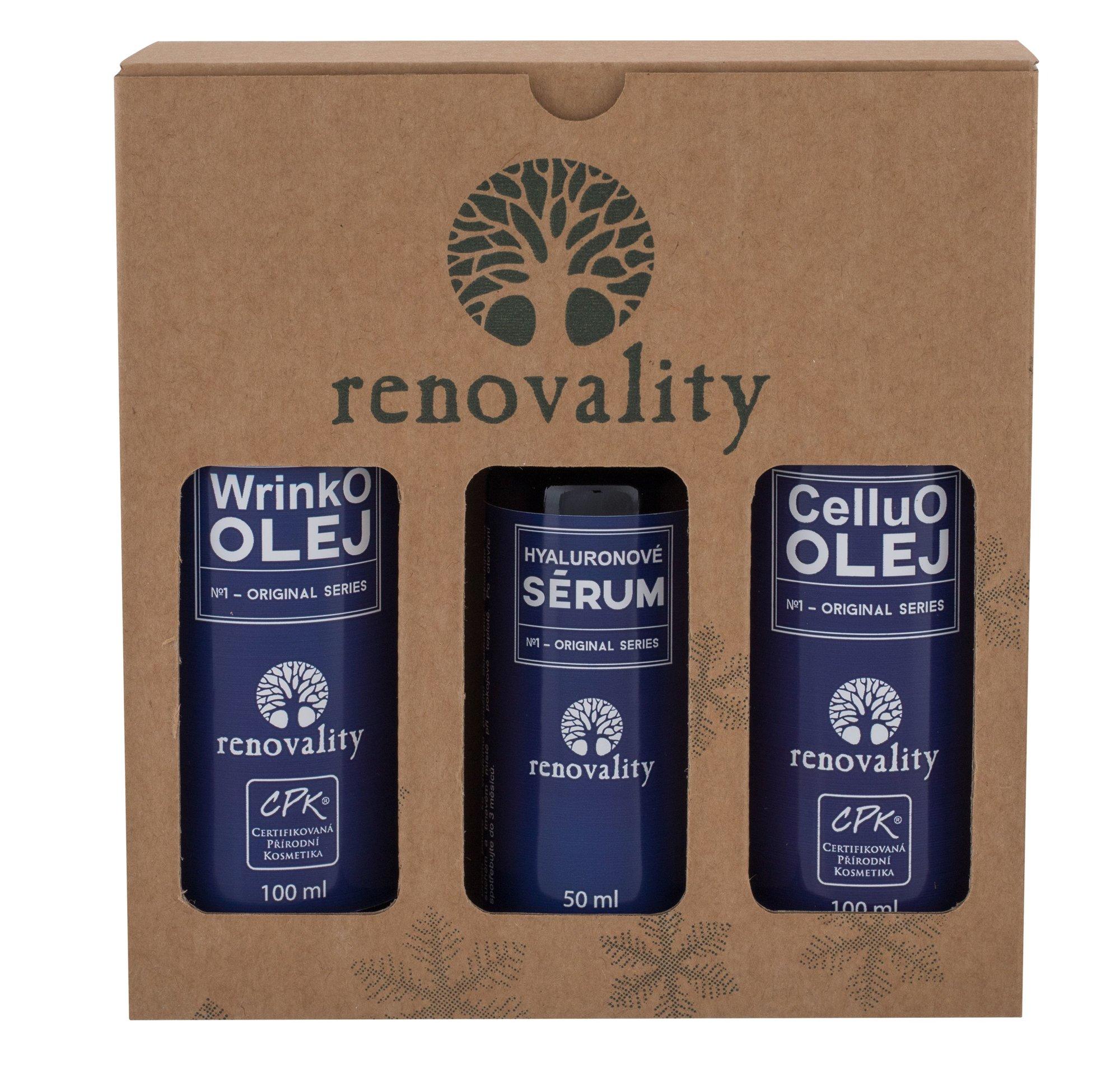 Renovality Original Series Body Oil 100ml  CelluO Oil
