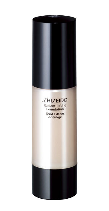 Shiseido Radiant Lifting Foundation Cosmetic 30ml 120 Natural Light Ivory