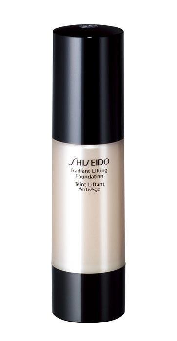 Shiseido Radiant Lifting Foundation Cosmetic 30ml 120 Natural Light Ivory