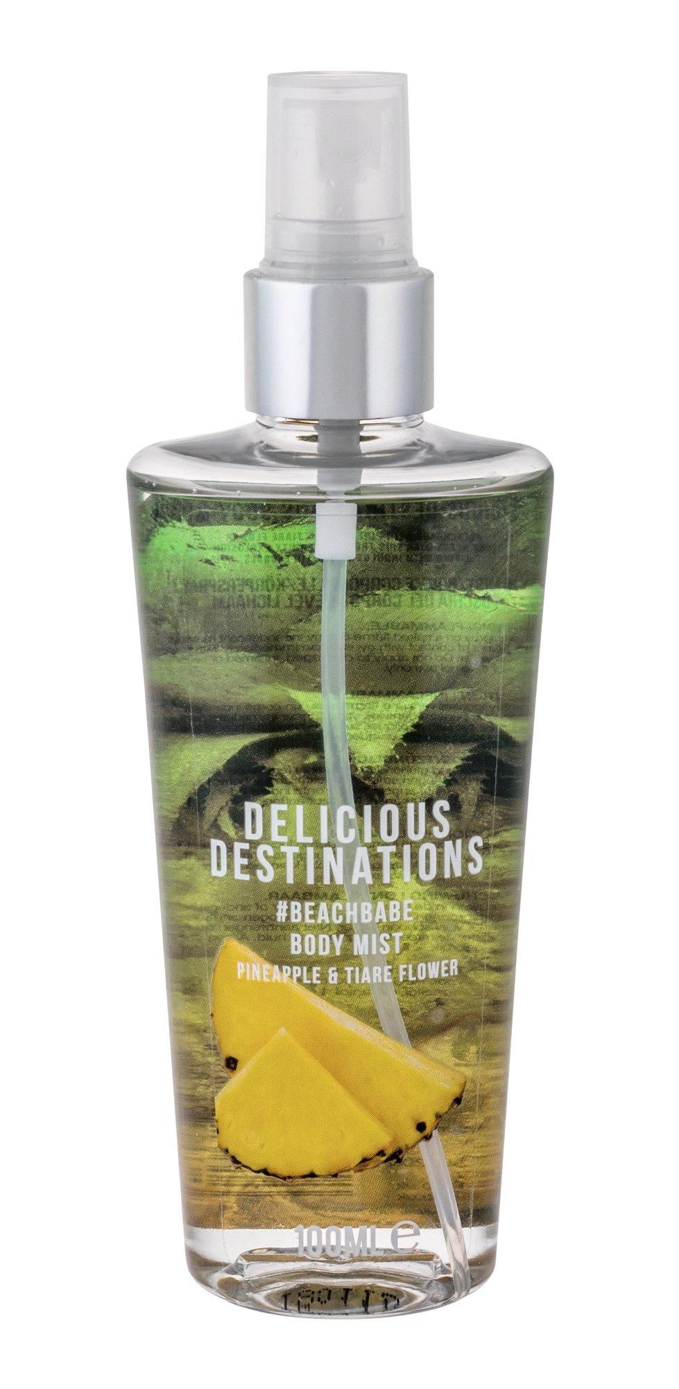 Delicious Destinations #Beach Babe Body Veil 100ml