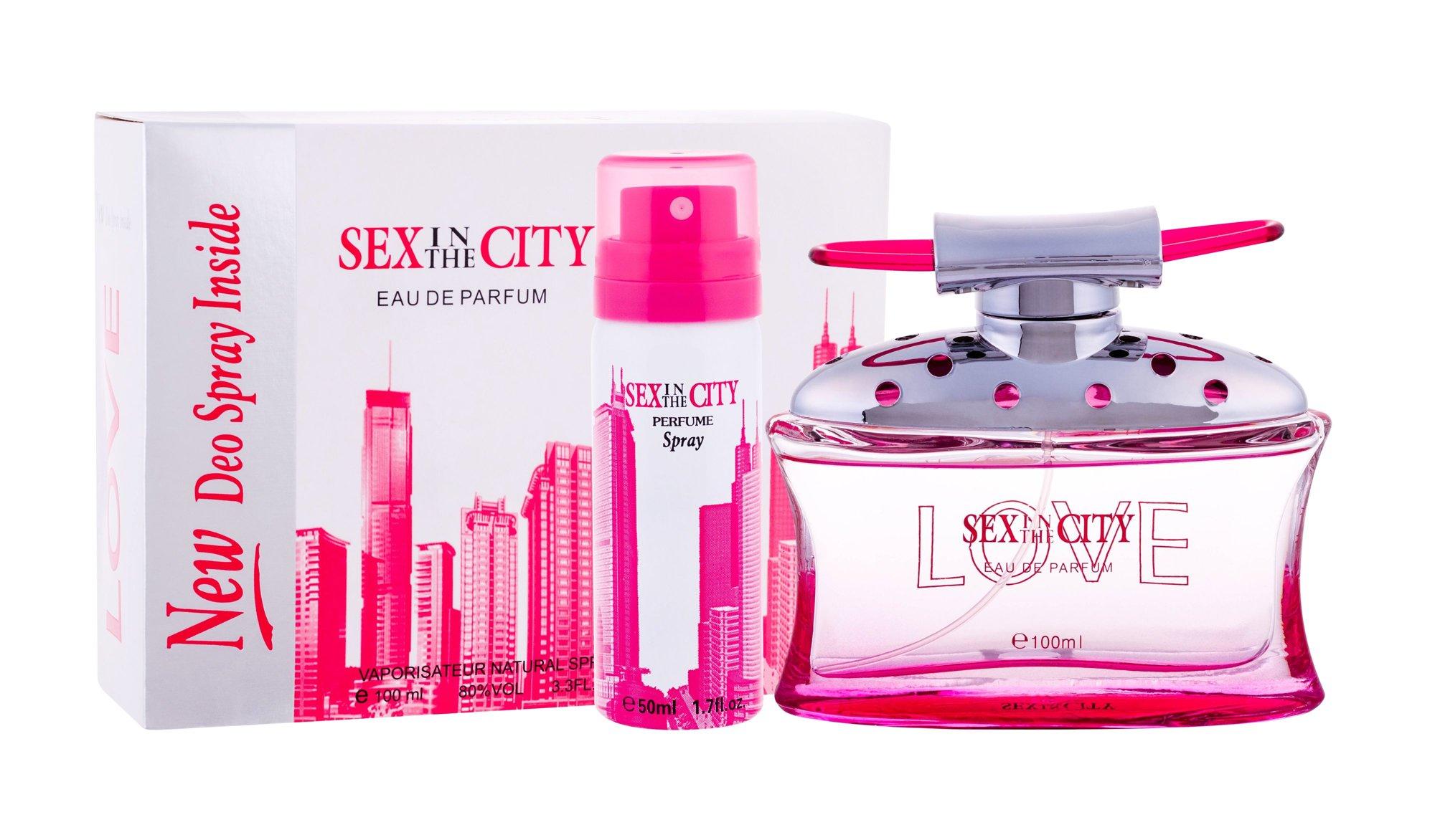 Sex In The City Love EDP 100ml