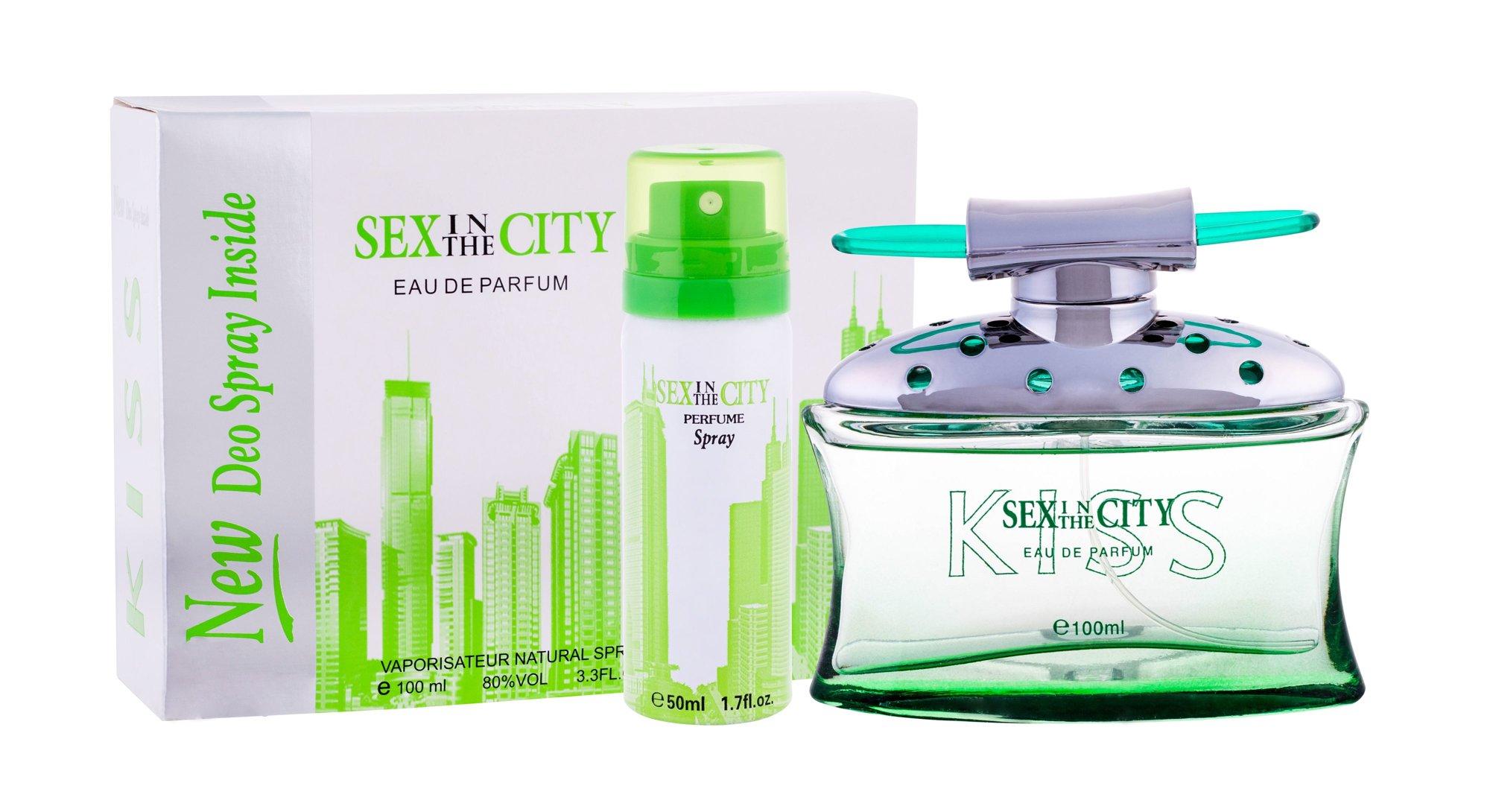 Sex In The City Kiss Eau de Parfum 100ml