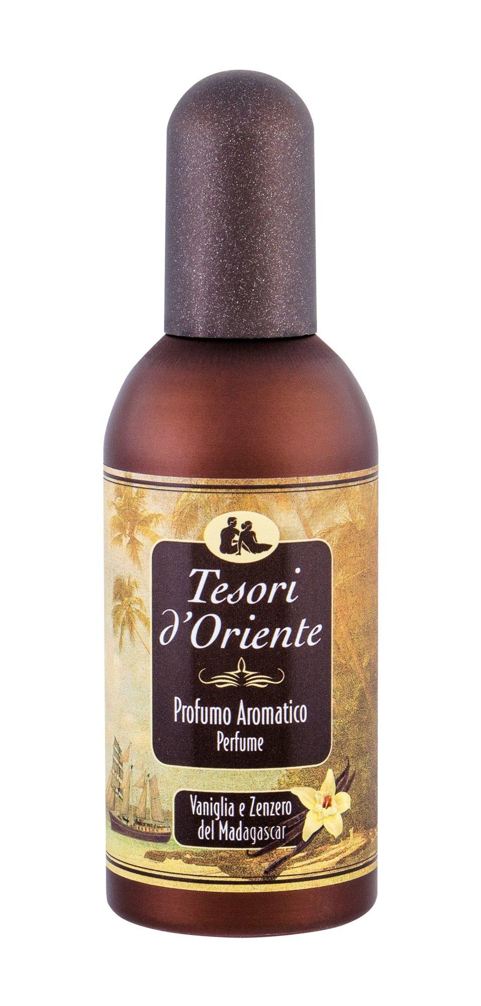 Tesori d´Oriente Vaniglia e Zenzero del Madagascar Eau de Parfum 100ml