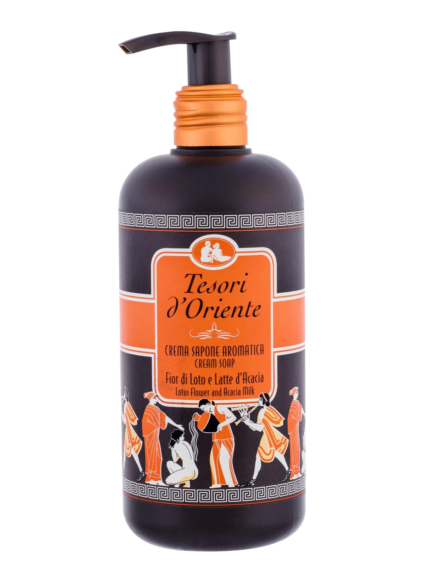 Tesori d´Oriente Fior di Loto e Latte d´Acacia Liquid Soap 300ml