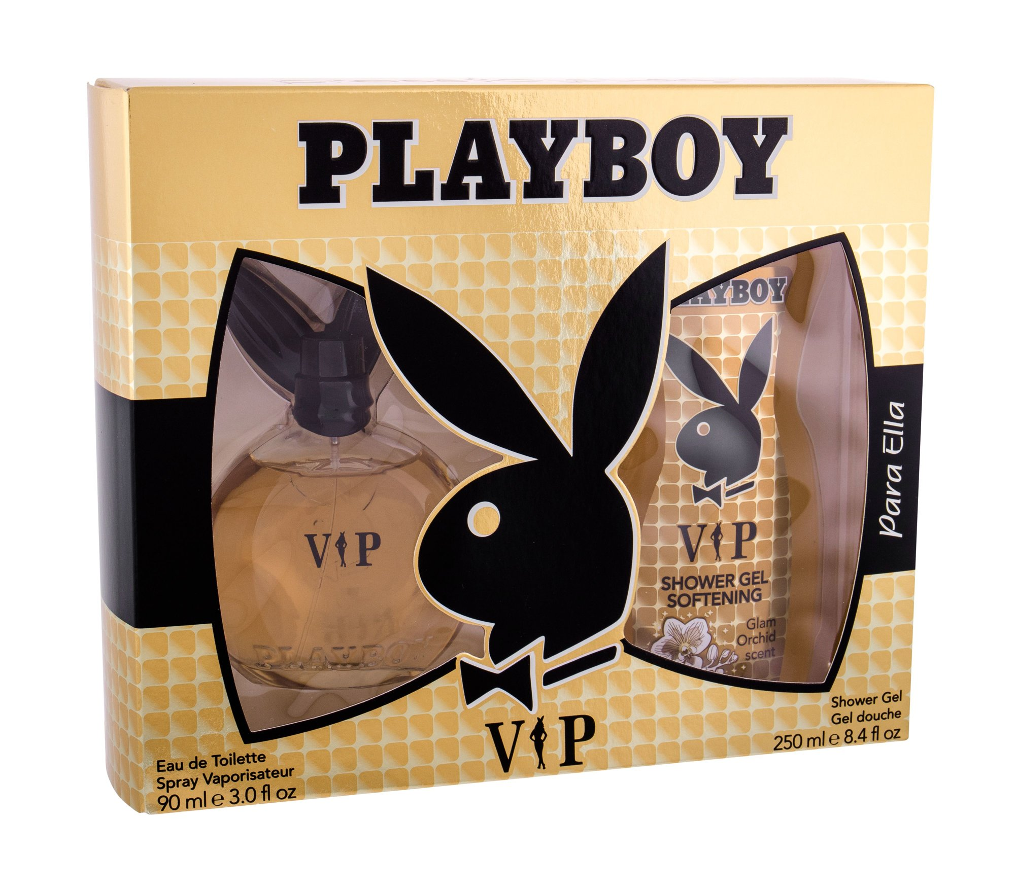 Playboy VIP For Her Eau de Toilette 90ml