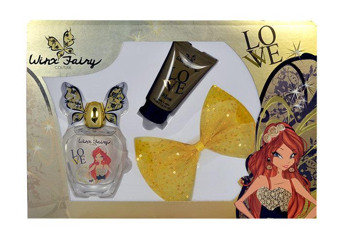 Winx Fairy Couture Bloom Eau de Toilette 100ml