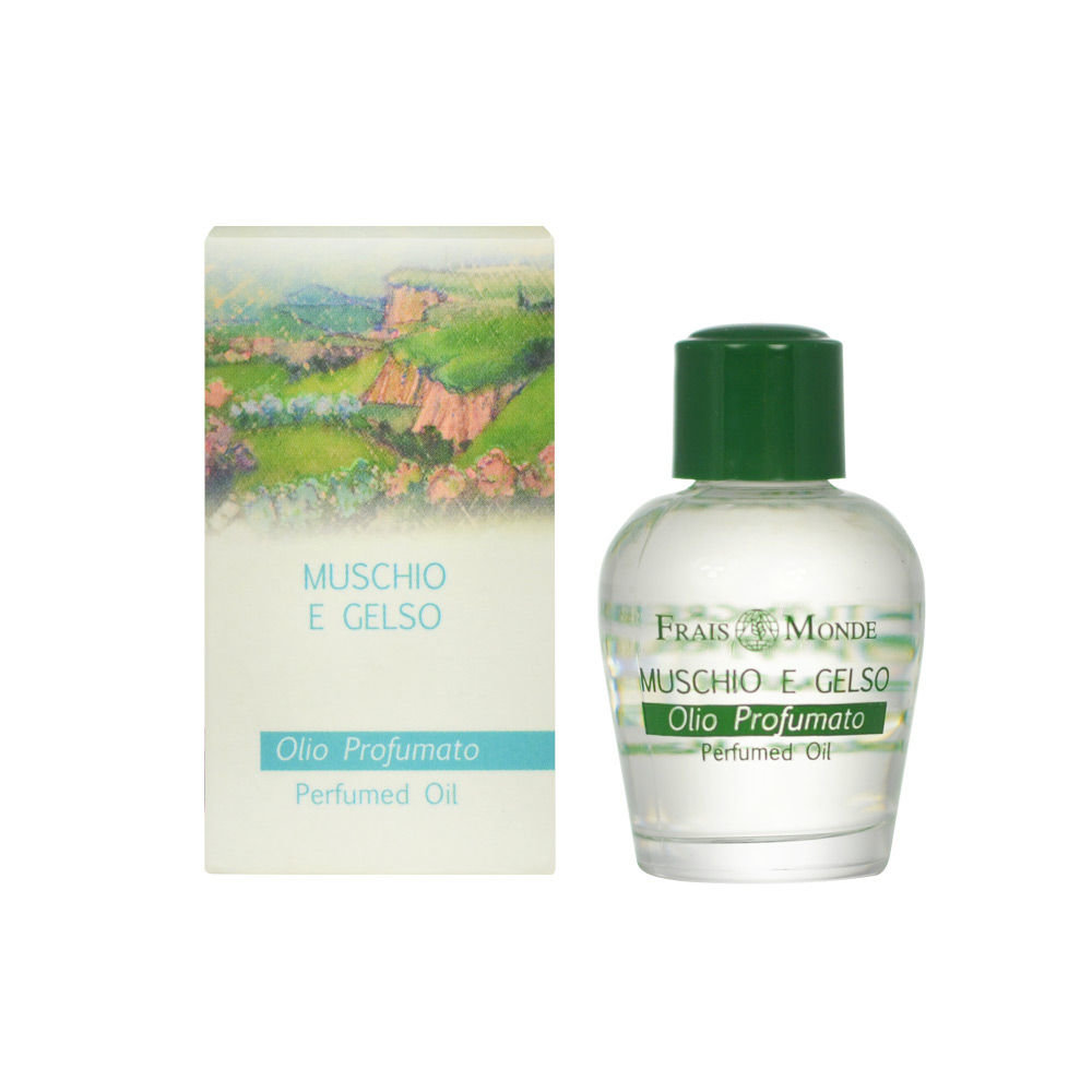 Frais Monde Musk And Mulberry Perfumed Oil 12ml