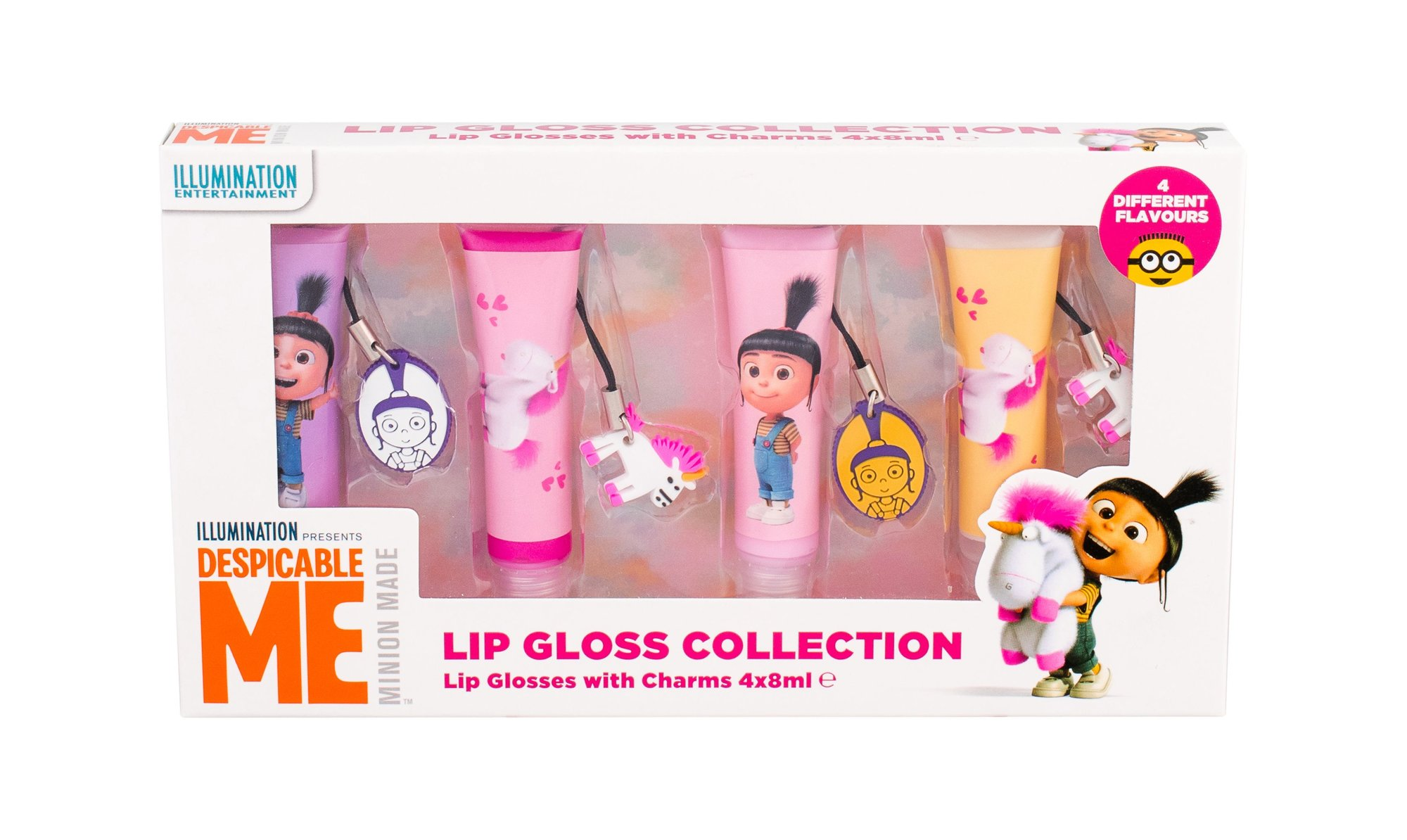 Minions Unicorns Lip Gloss 8ml