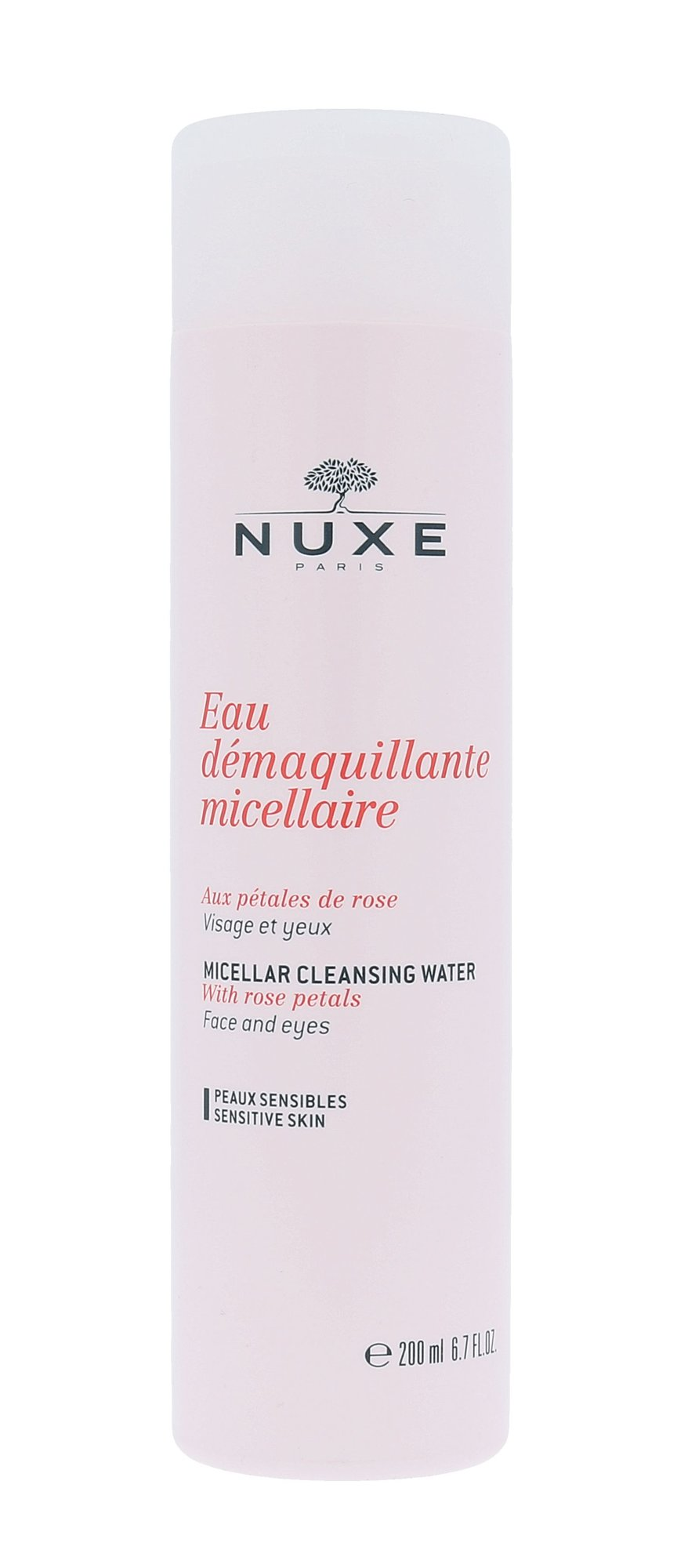 NUXE Rose Petals Cleanser Micellar Water 200ml