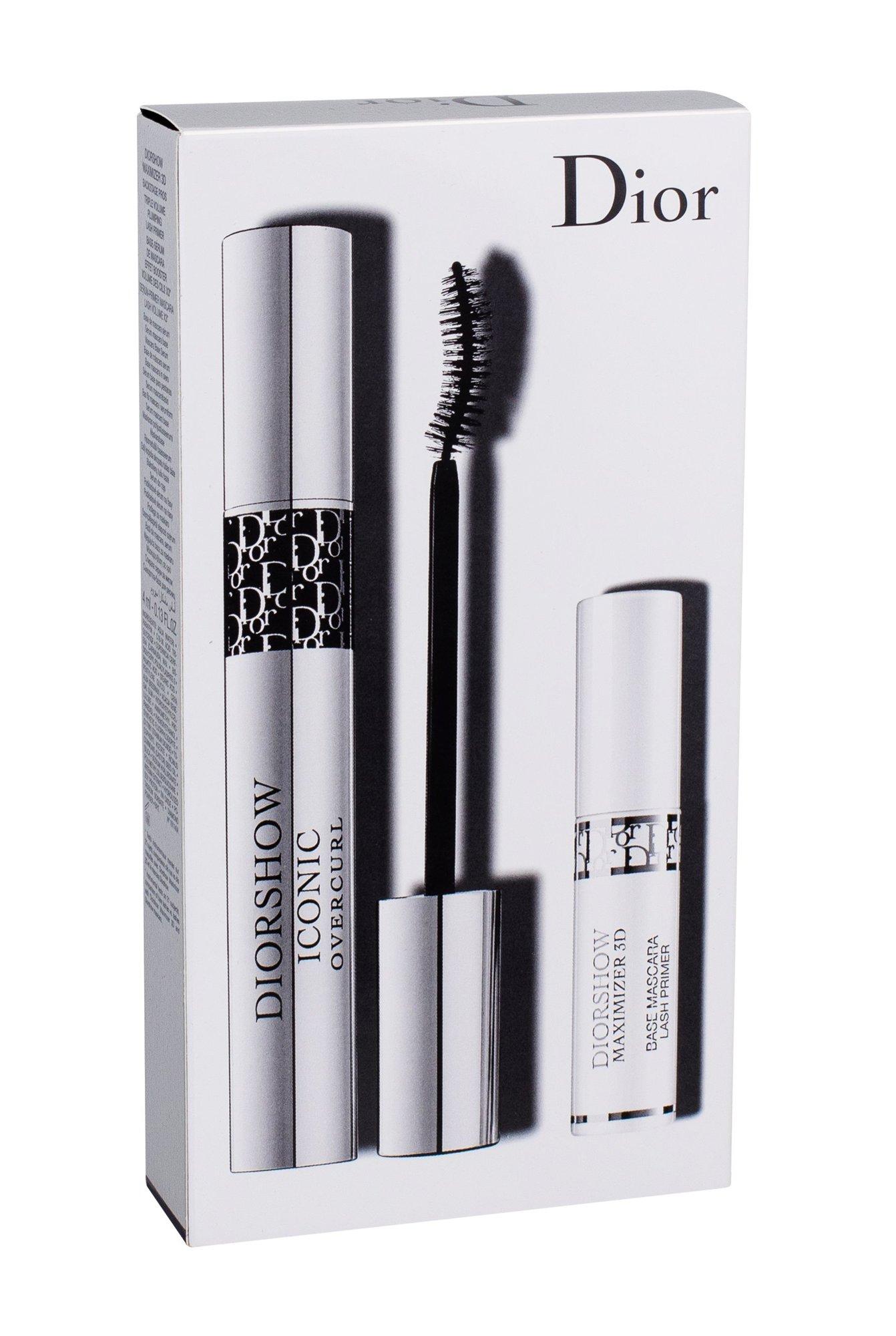 Christian Dior Diorshow Iconic Overcurl Mascara 10ml 090 Over Black