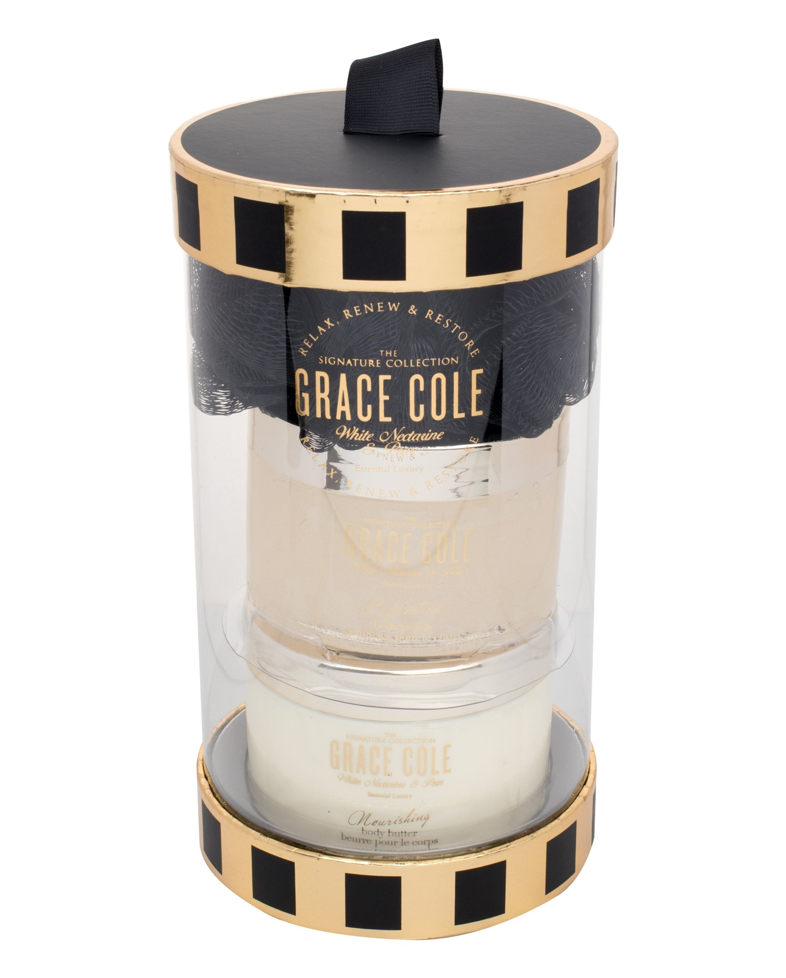 Grace Cole White Nectarine & Pear Cosmetic 300ml