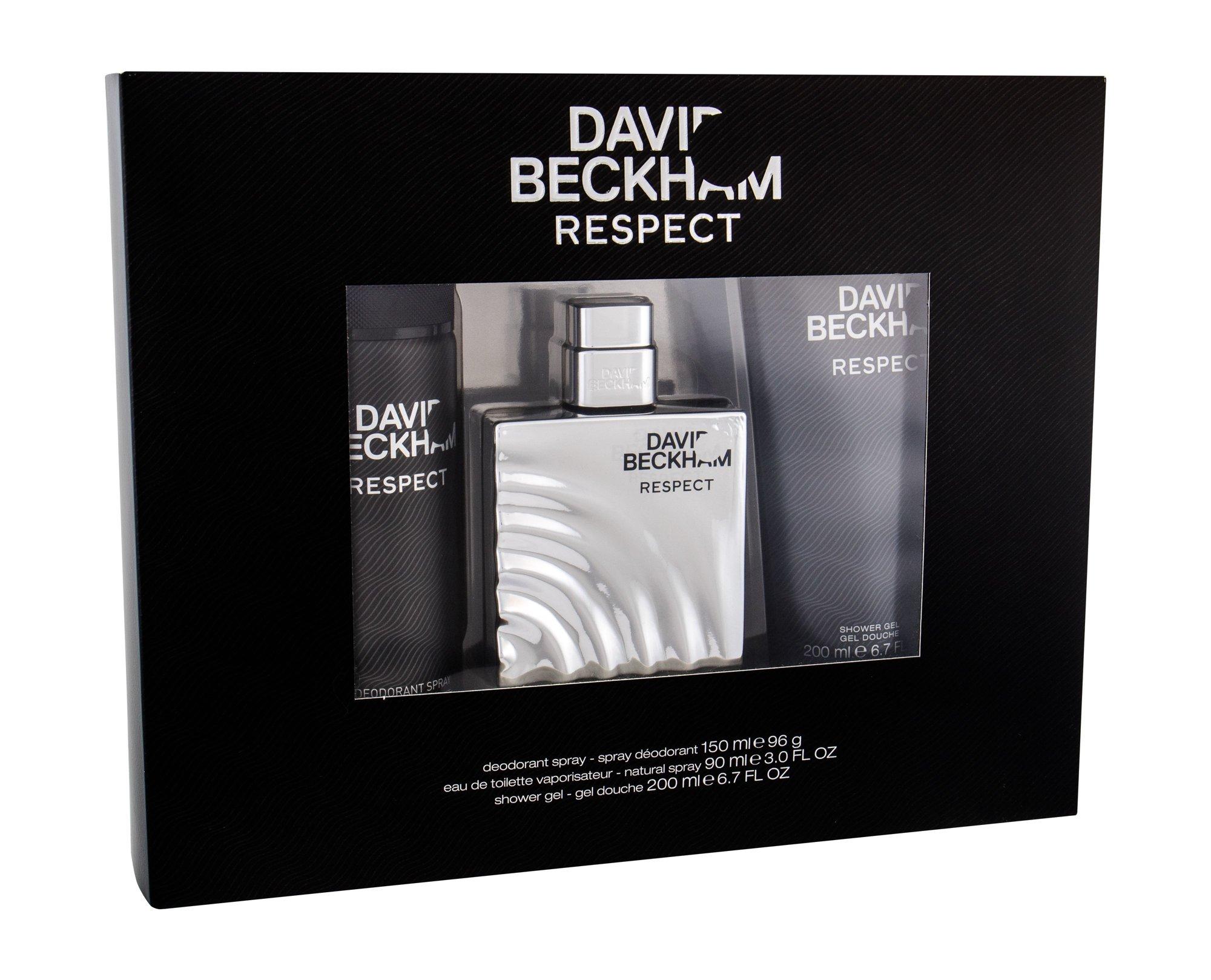 David Beckham Respect Eau de Toilette 90ml