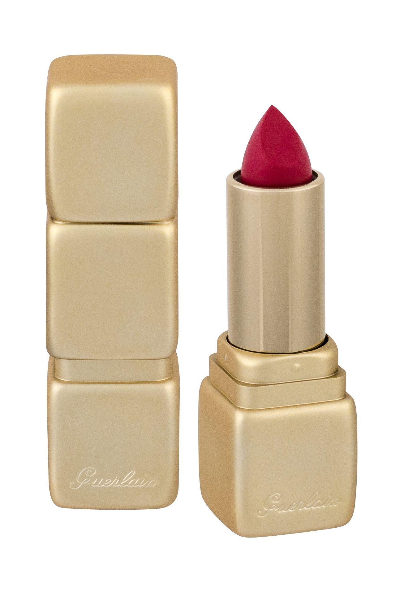 Guerlain KissKiss Lipstick 3,5ml M375 Flaming Rose