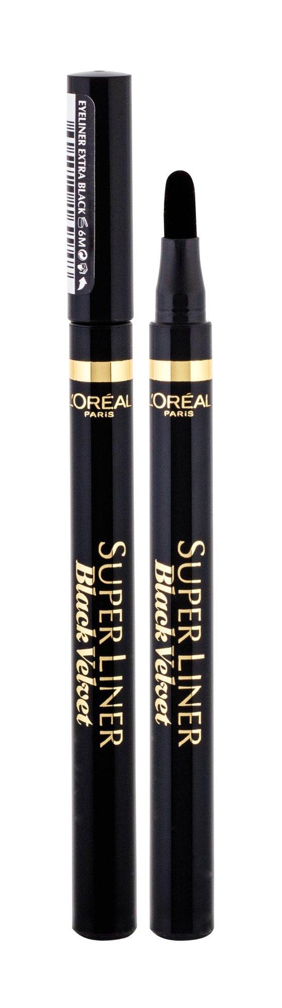 L´Oréal Paris Super Liner Eye Line 1ml Extra Black