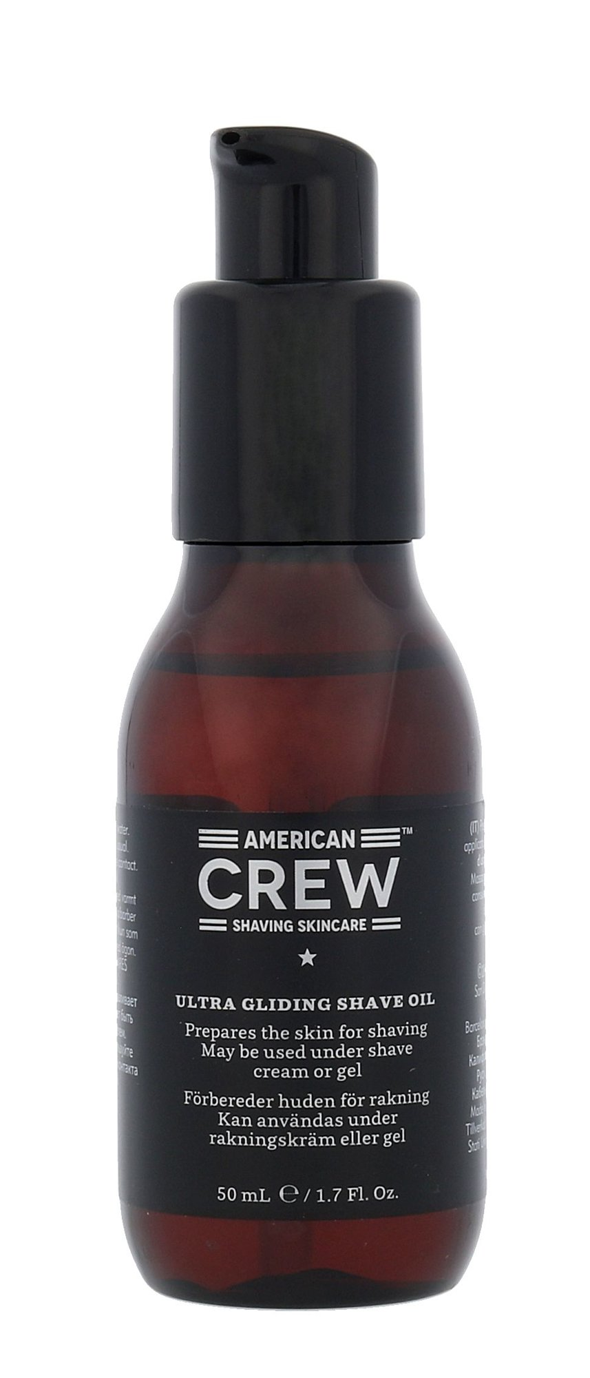 American Crew Shave Cosmetic 50ml  Ultra Gliding Shave Oil