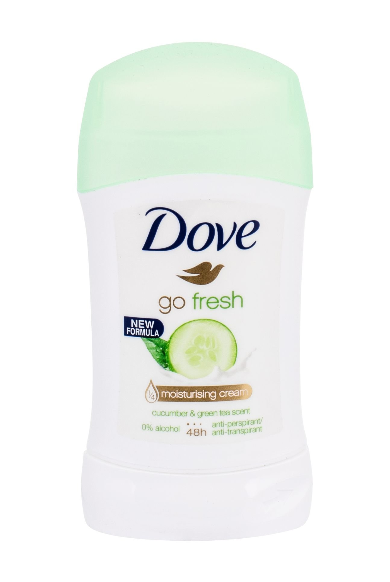 Dove Go Fresh Cosmetic 40ml  Cucumber & Green Tea