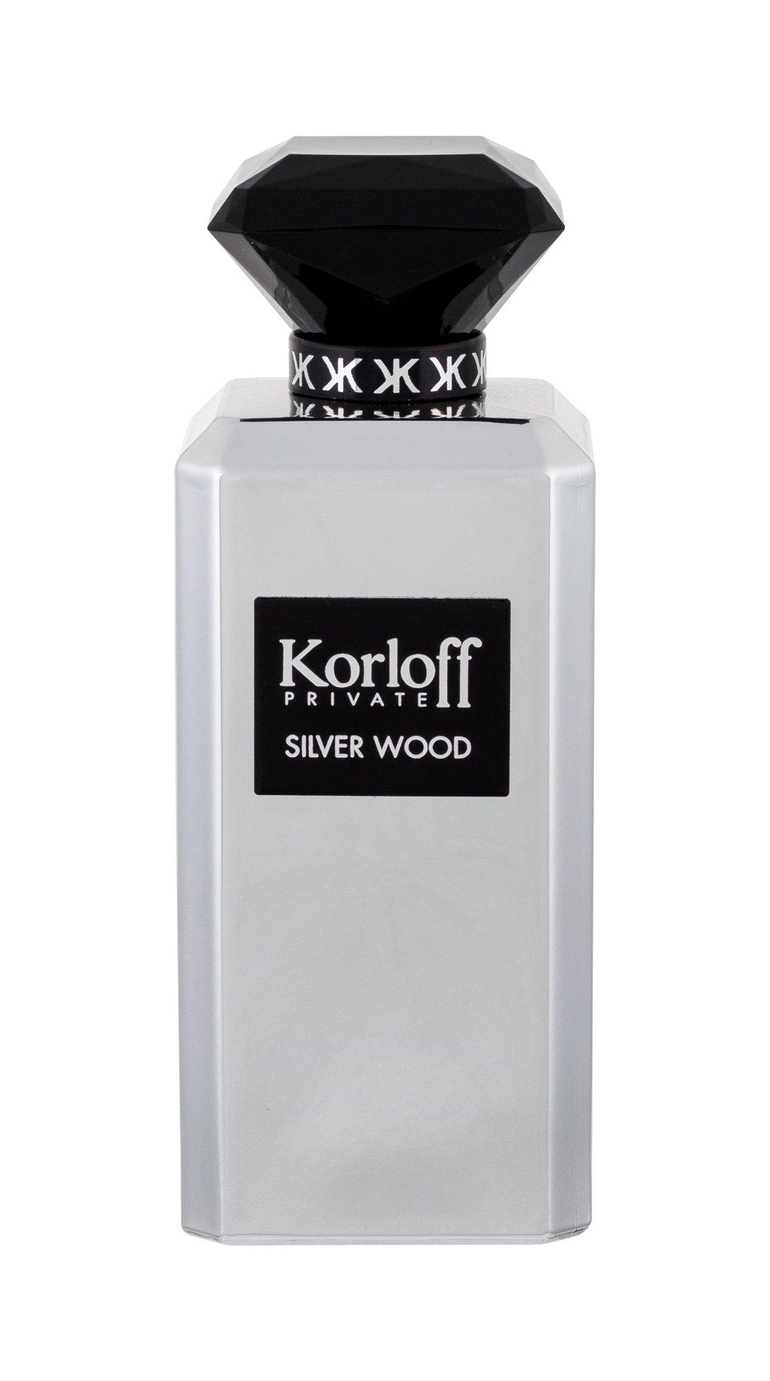 Korloff Paris Private Silver Wood Eau de Parfum 88ml