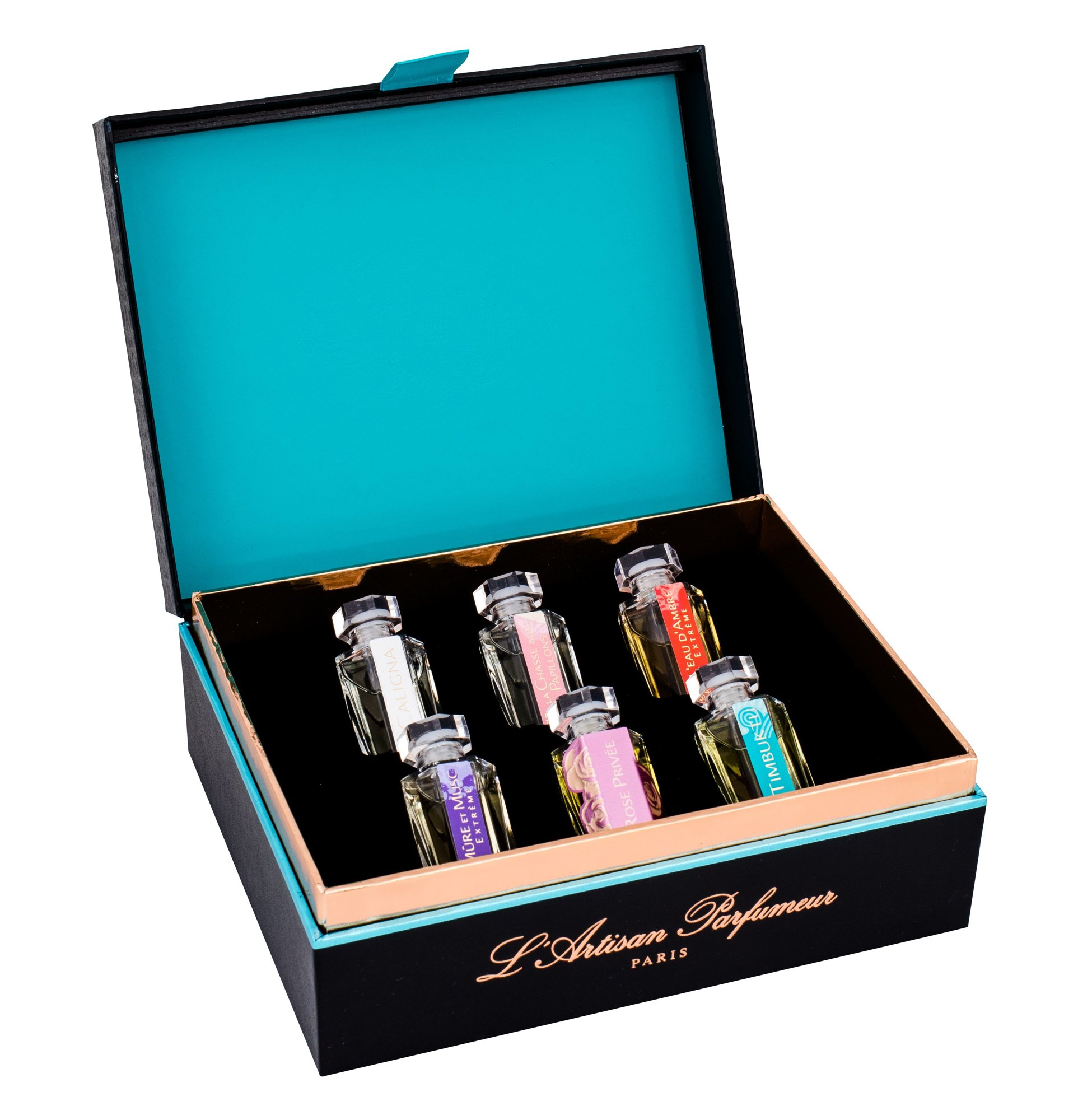 L´Artisan Parfumeur Mini Set 4 EDT 30ml